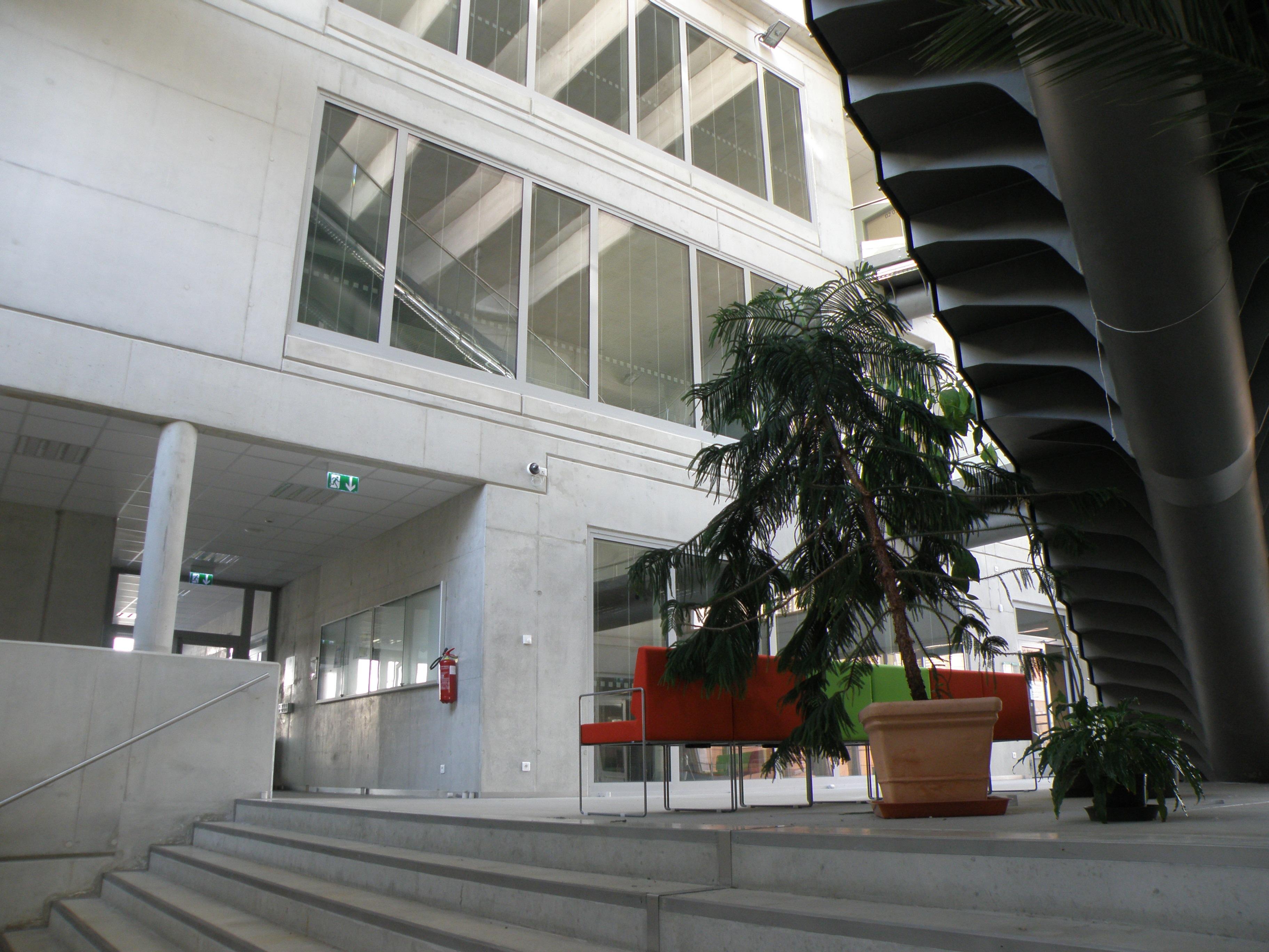 Free Images : architecture, building, atrium, space, facade, modern ...