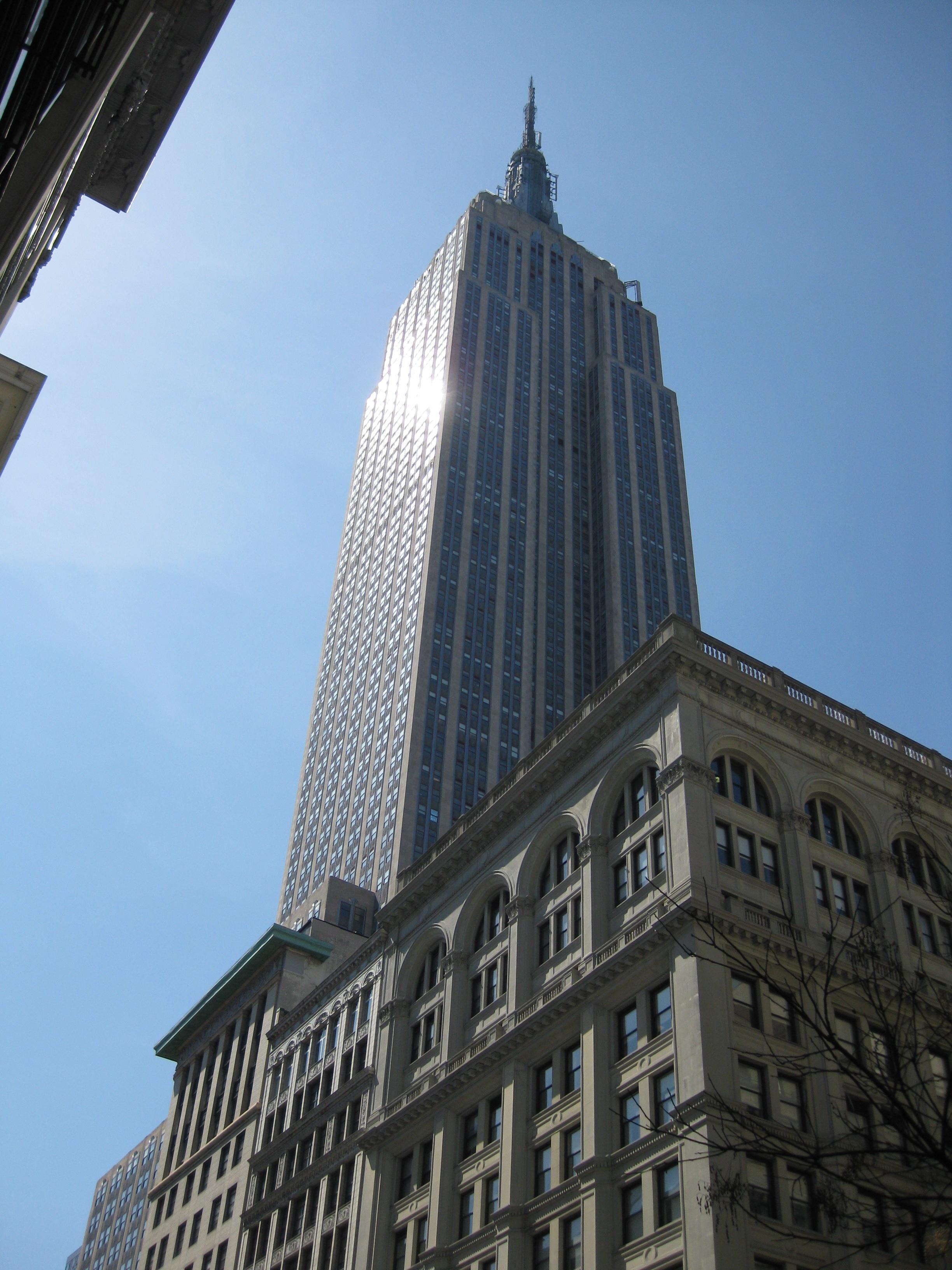 edificio ciudad rascacielos nueva york manhattan nueva york paisaje urbano centro de la ciudad torre