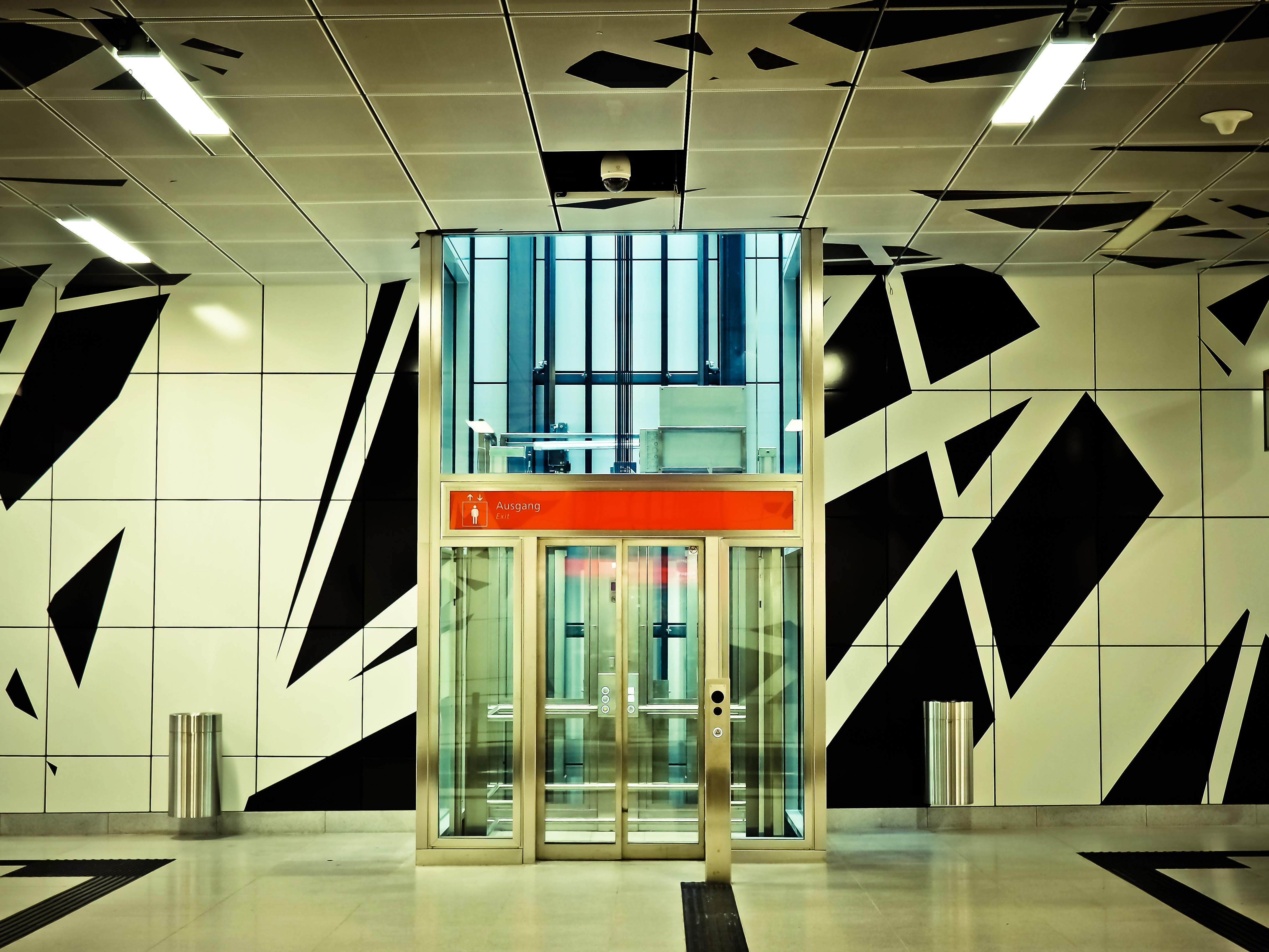 free images architecture building city train metro