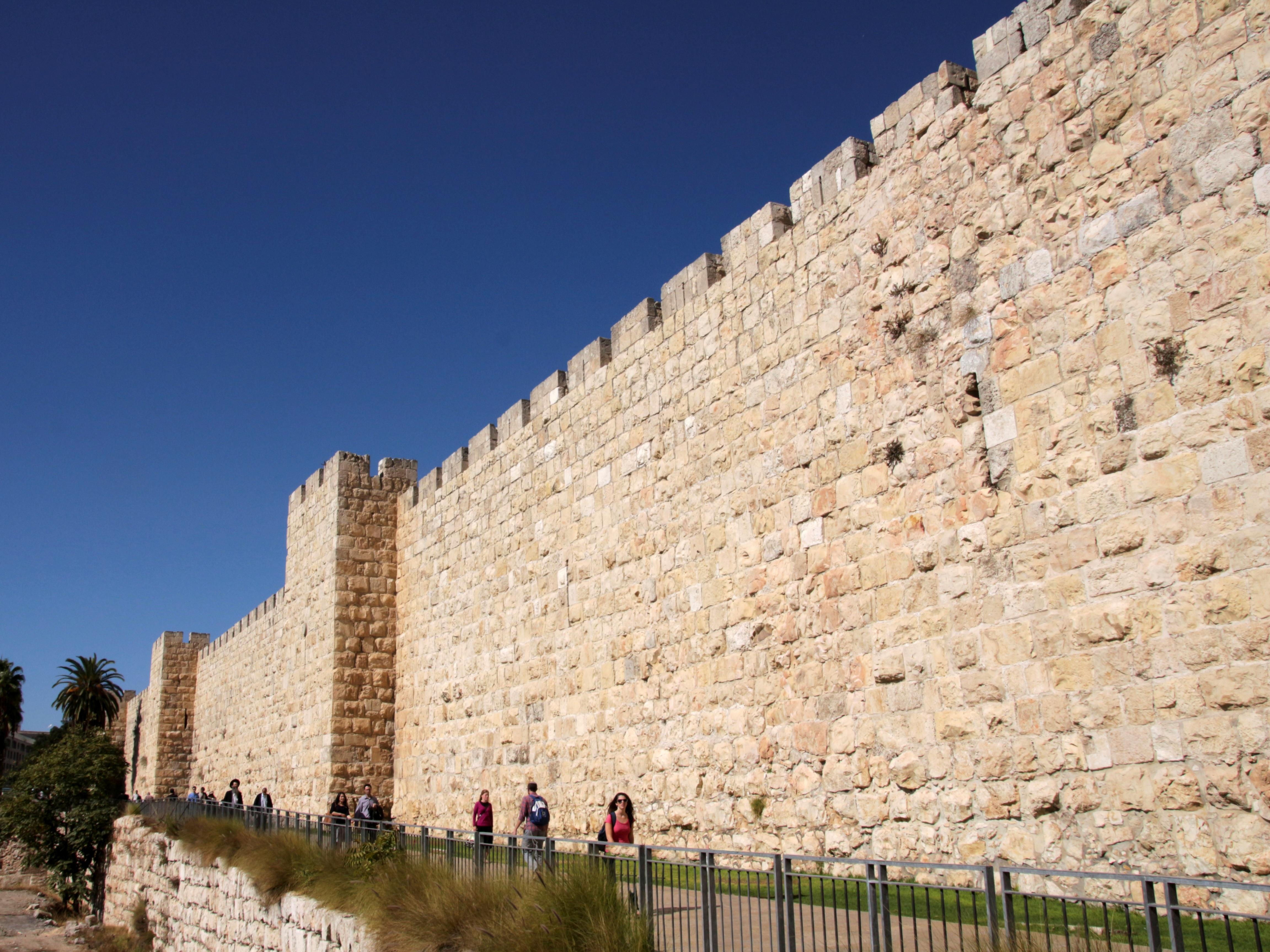 стены иерусалимские картинка нашем сайте найдёте
