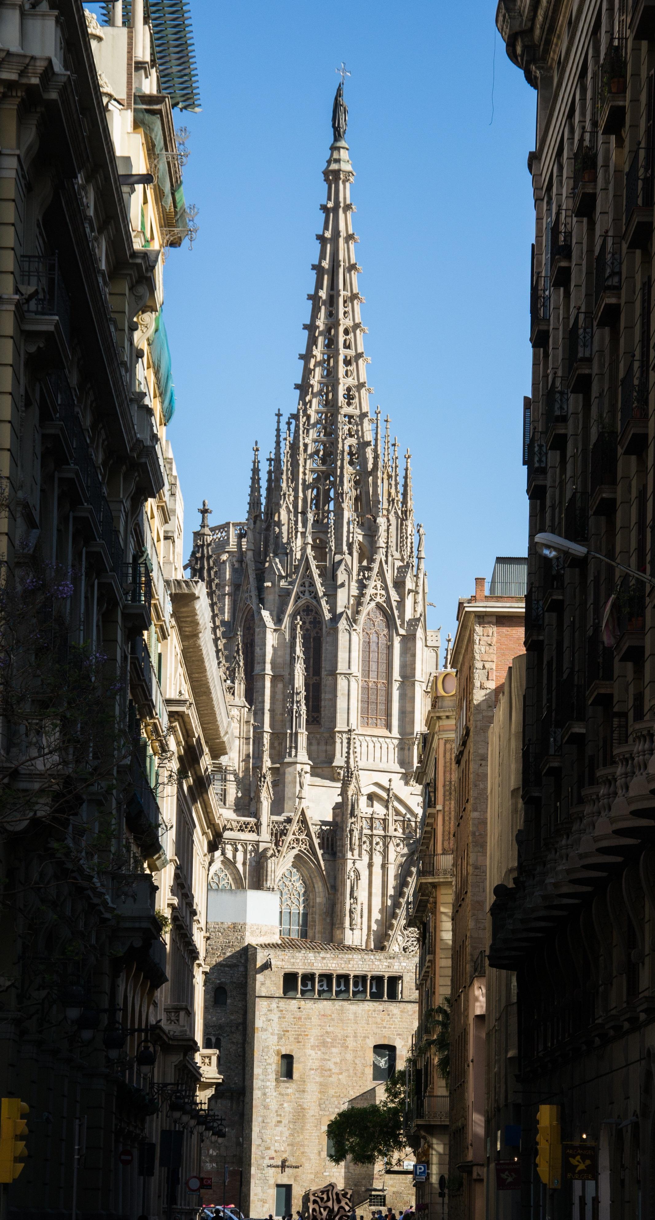 Barcelona Wohnen kostenlose foto die architektur gebäude stadtbild turm
