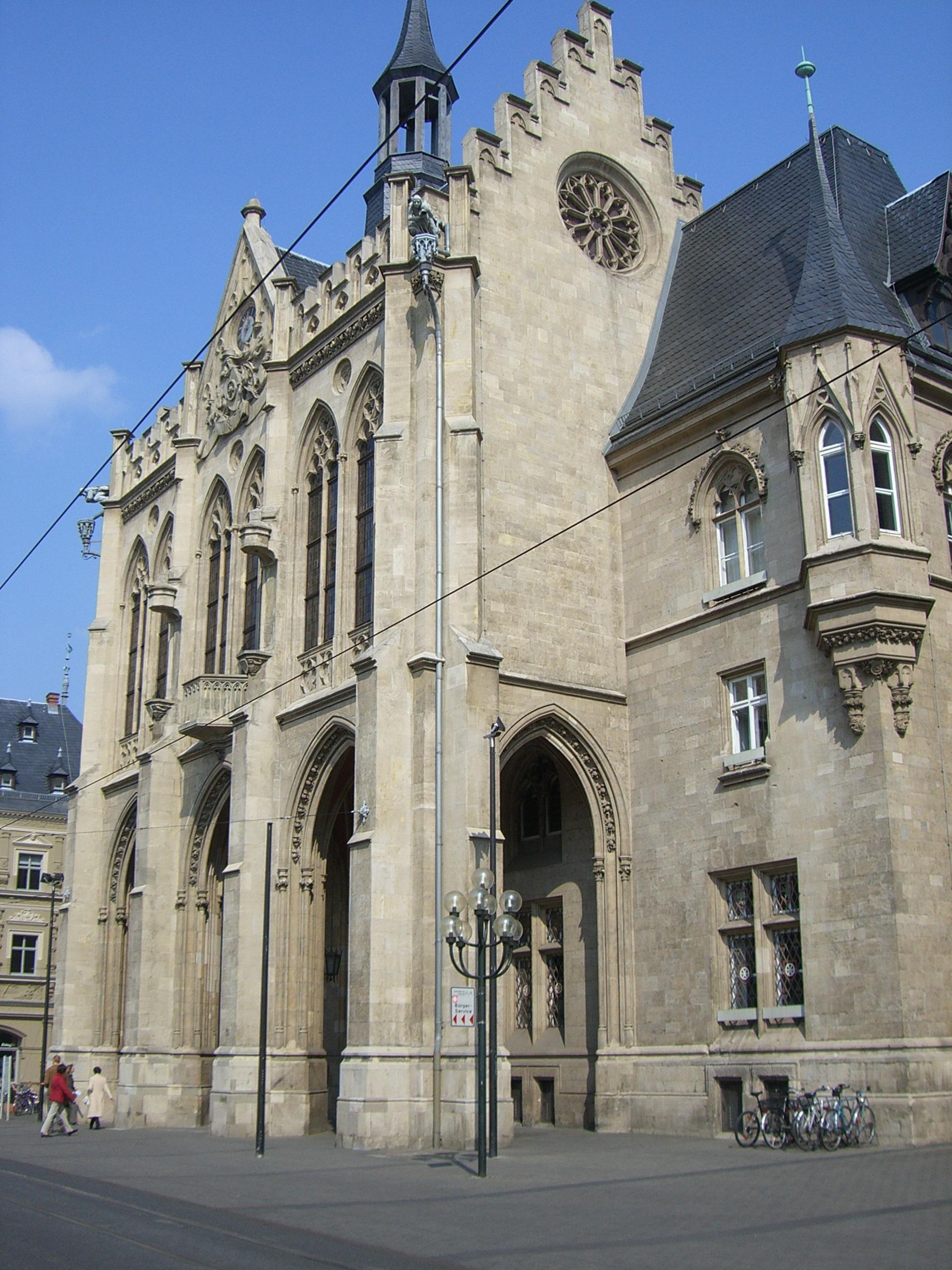 Architektur Erfurt kostenlose foto die architektur gebäude innenstadt fassade