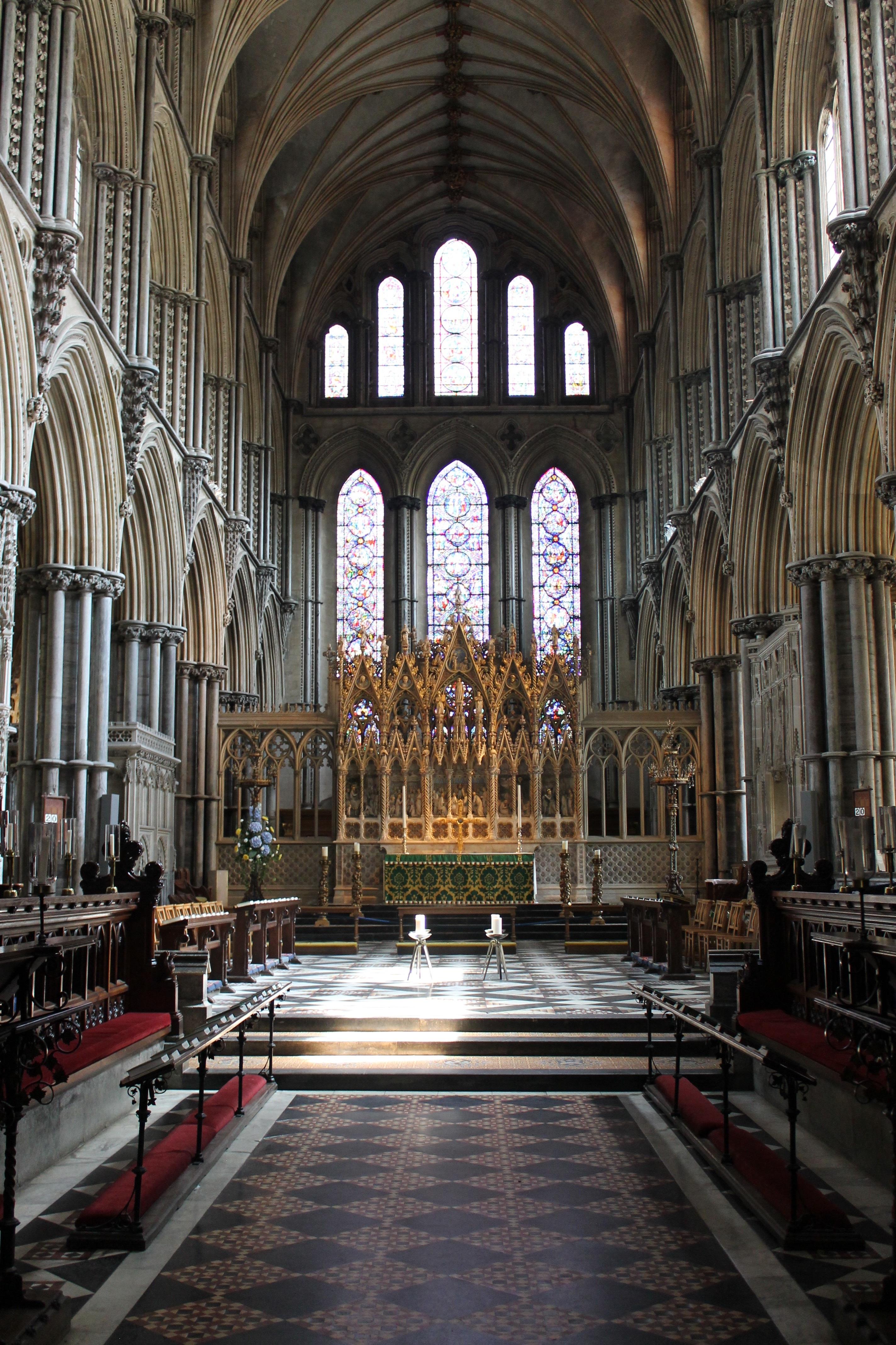 Fotos gratis : edificio, Europa, Iglesia, capilla, gótico, lugar de ...
