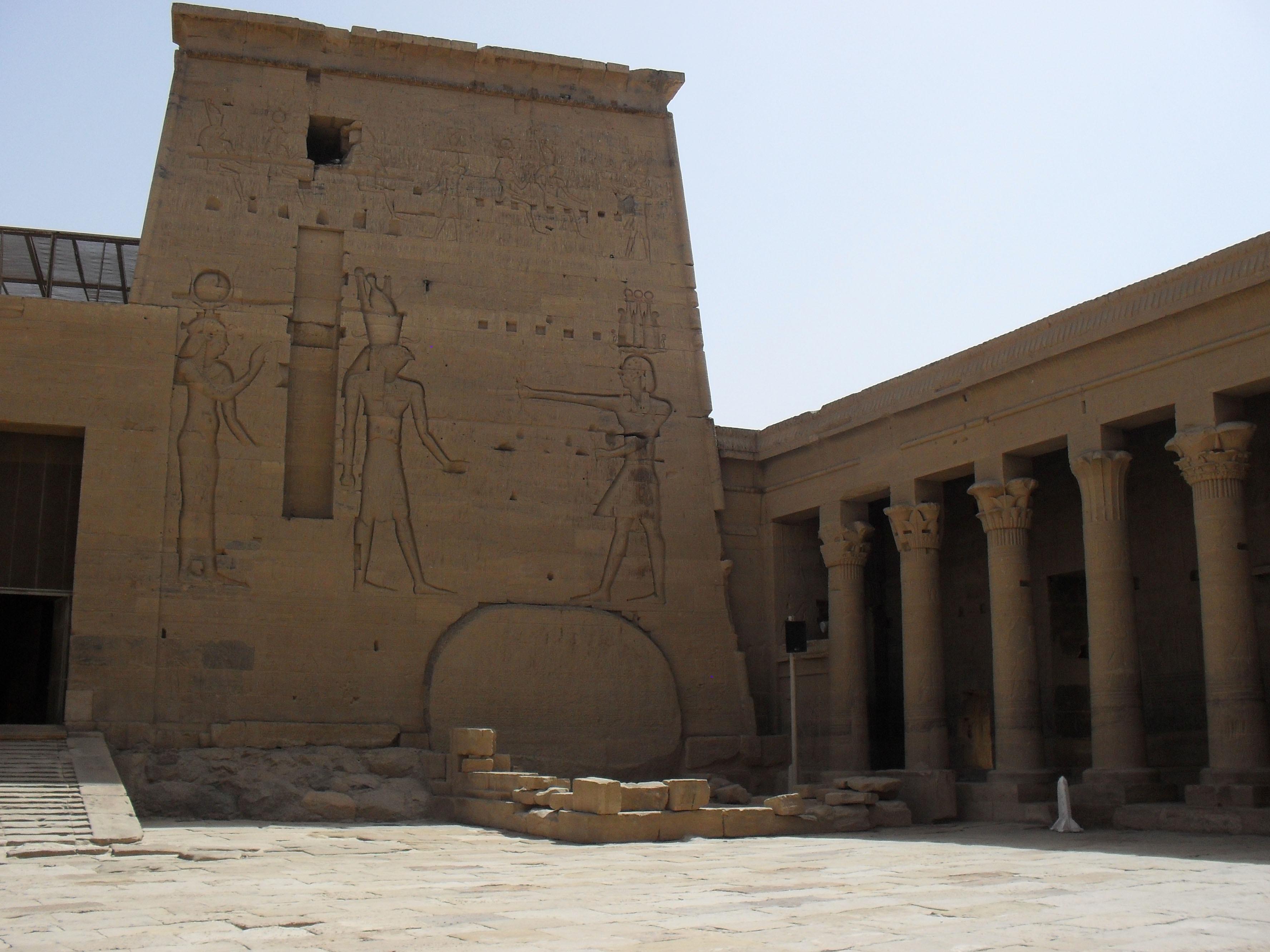 Fotos gratis arquitectura edificio monumento columna for Arquitectura de egipto