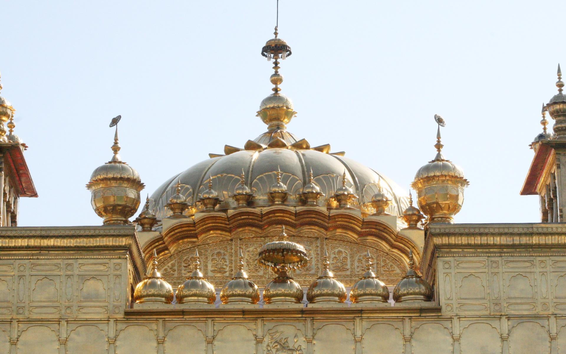 sikhien, Gurudwara, Punjab, uskonto, Sikhiläisyys, Amritsar, arkkitehtuuri, harmandir sahib, kultainen temppeli