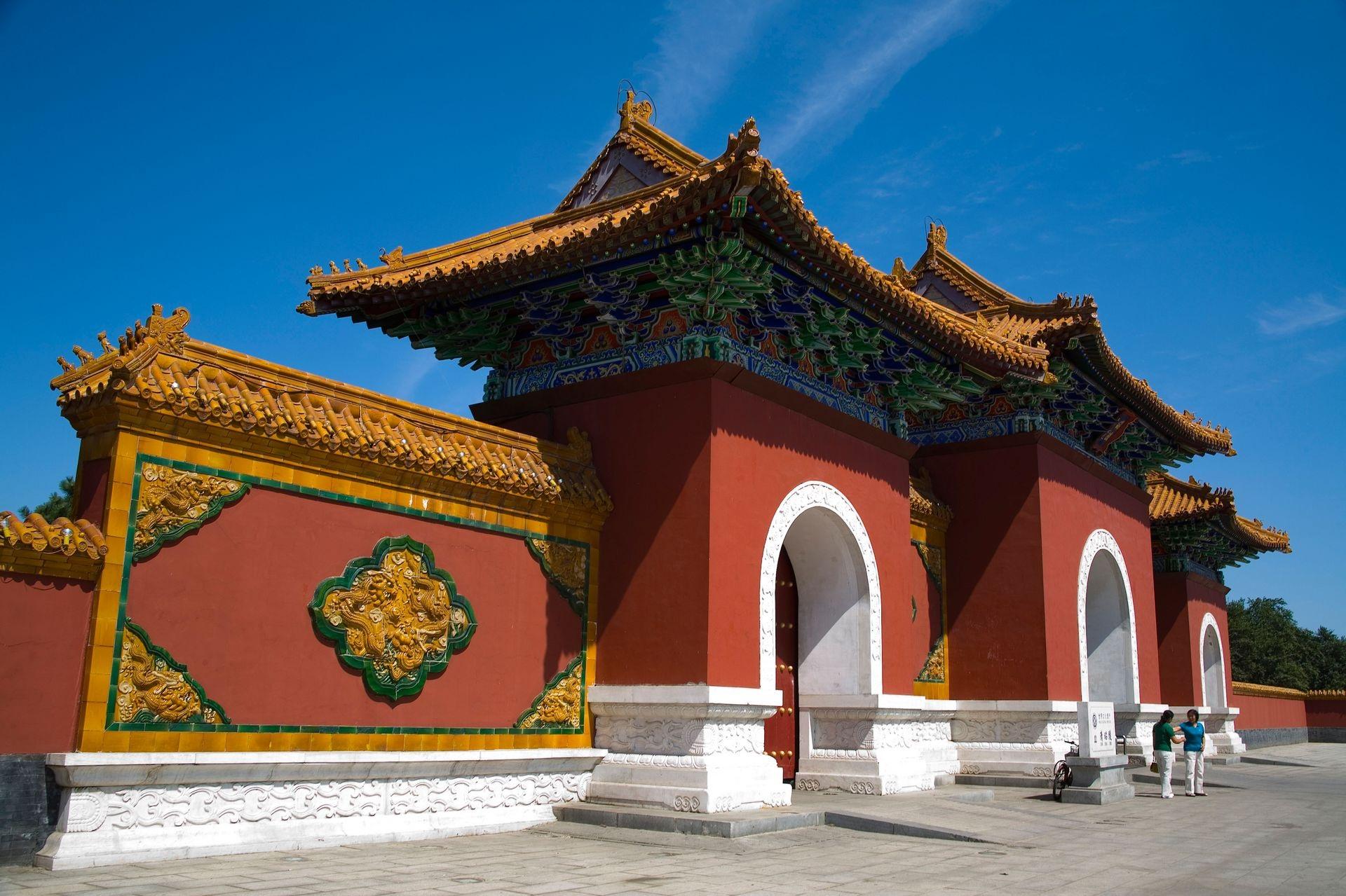 Images gratuites architecture b timent palais la tour for Architecture chinoise