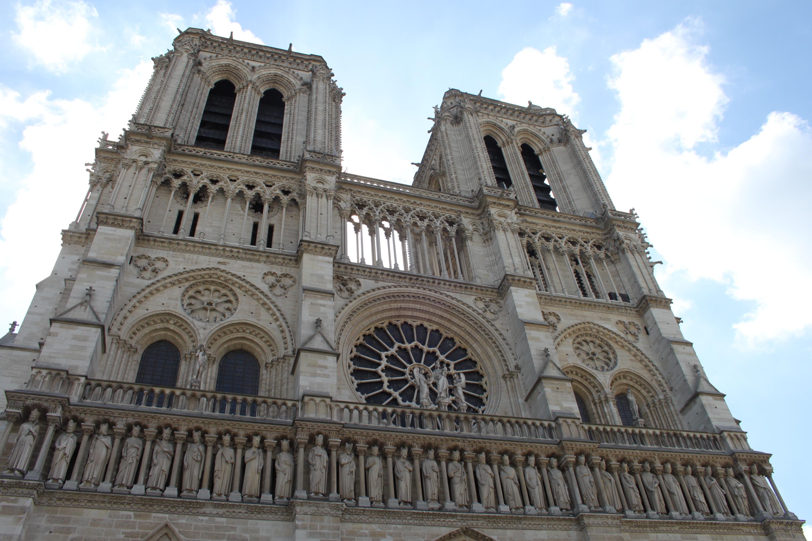 Images gratuites b timent paris france point de for Architecture ancienne