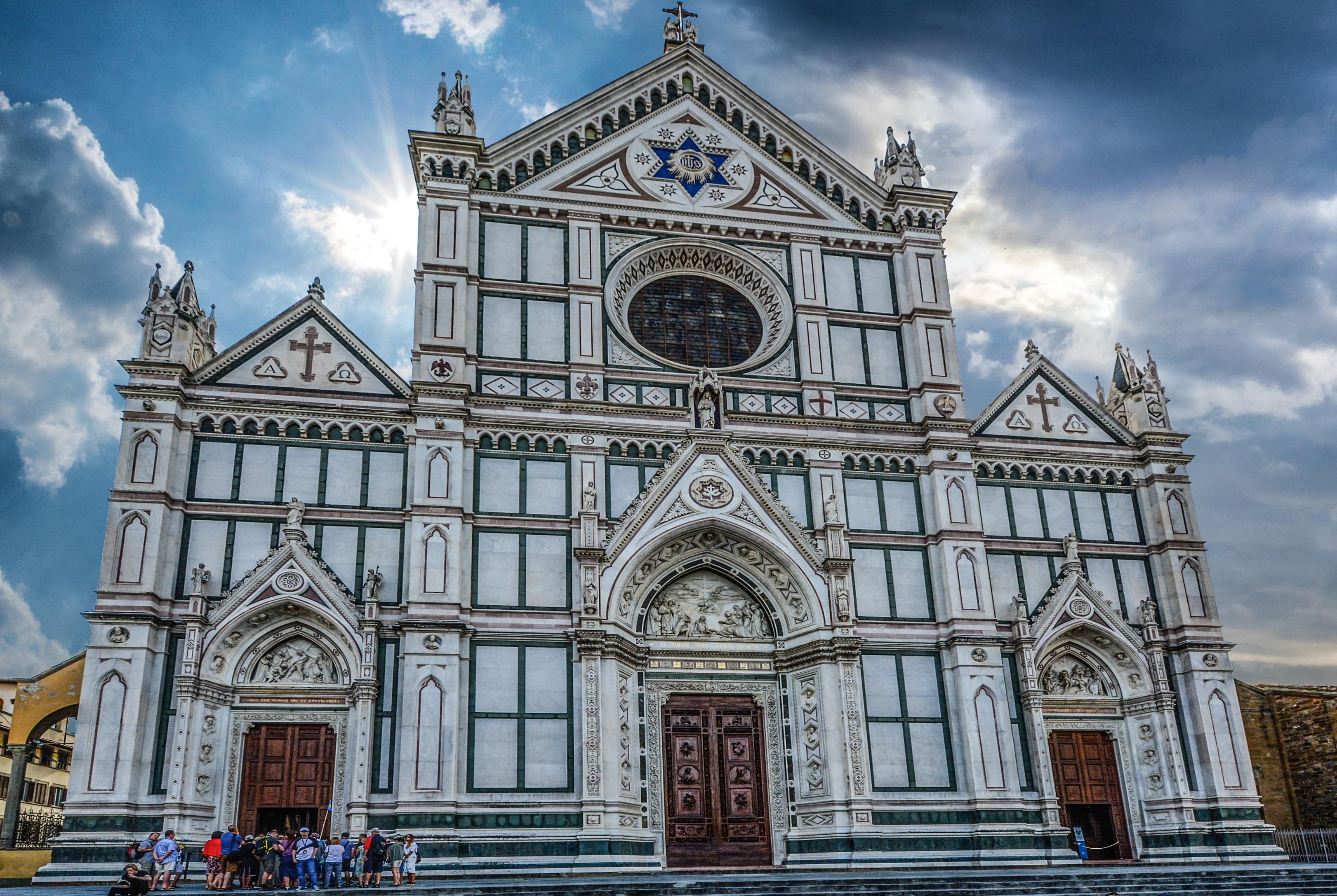 Italian Florence: Free Images : Building, Travel, Europe, Religion, Landmark