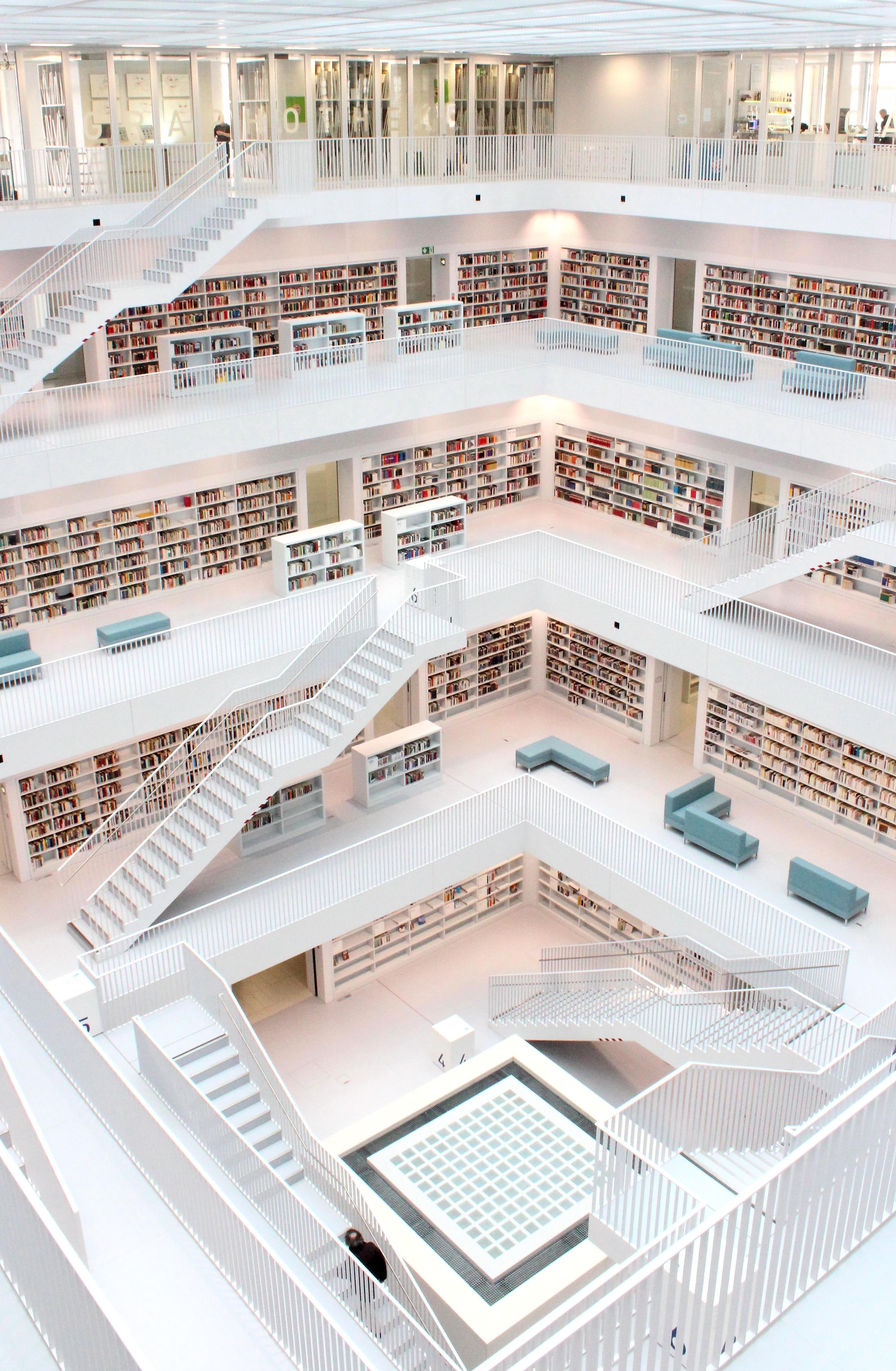 architecture plafond moderne design dintrieur tude bibliothque apprendre stuttgart connatre modle l