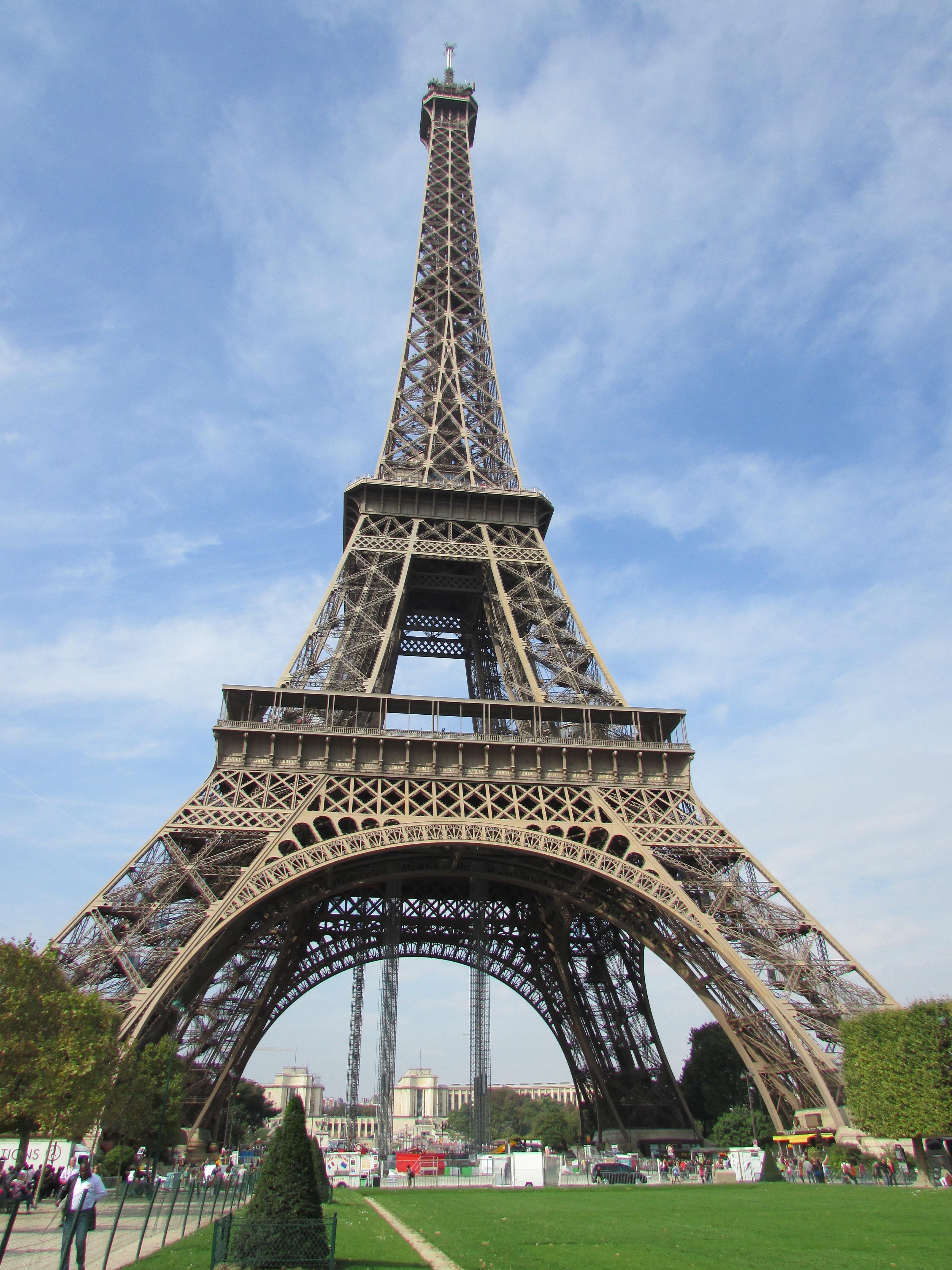 Images gratuites architecture ville tour eiffel paris for Paris libre
