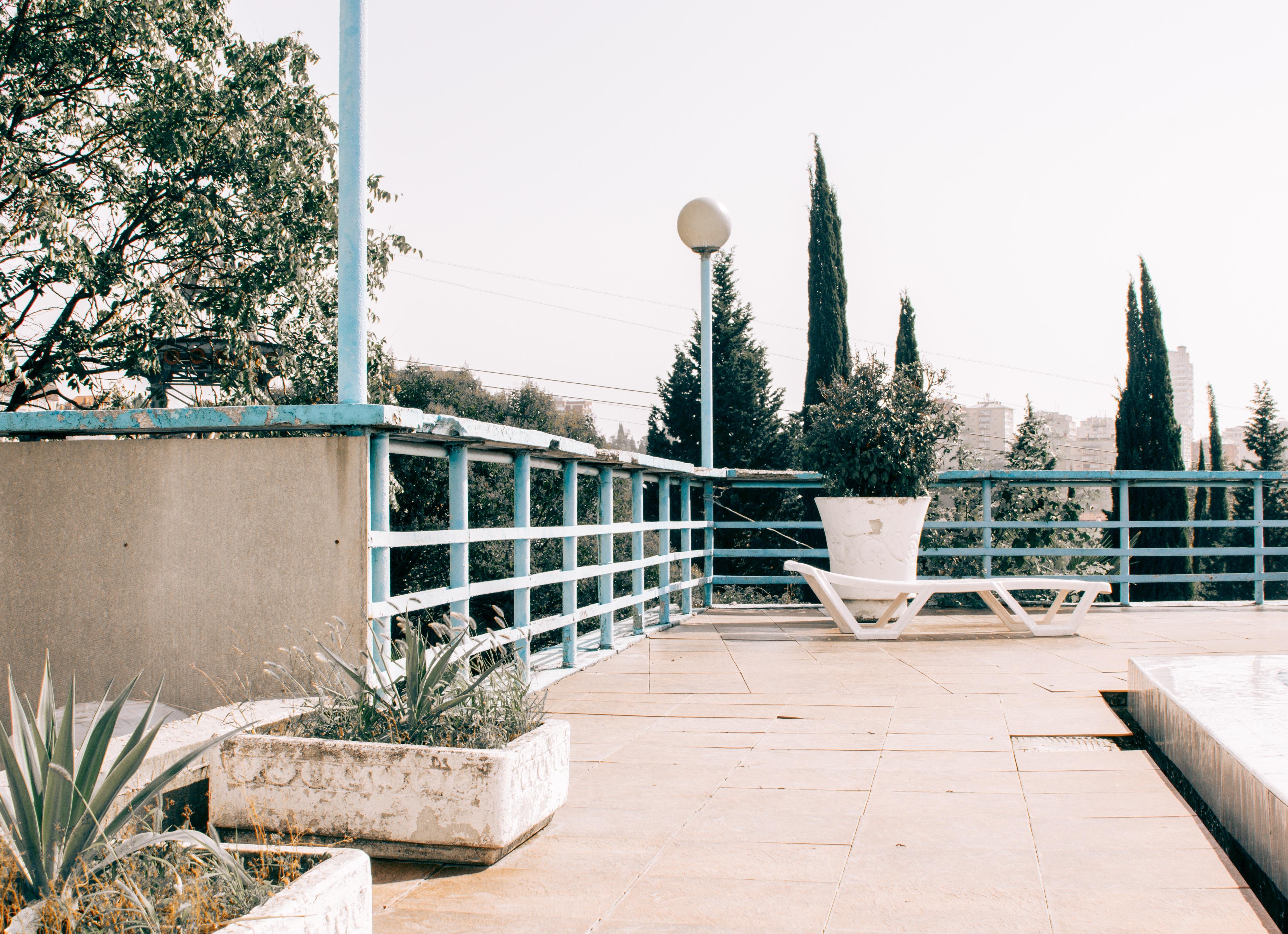 Kostenlose Foto Die Architektur Tageslicht Aussen Zaun Garten
