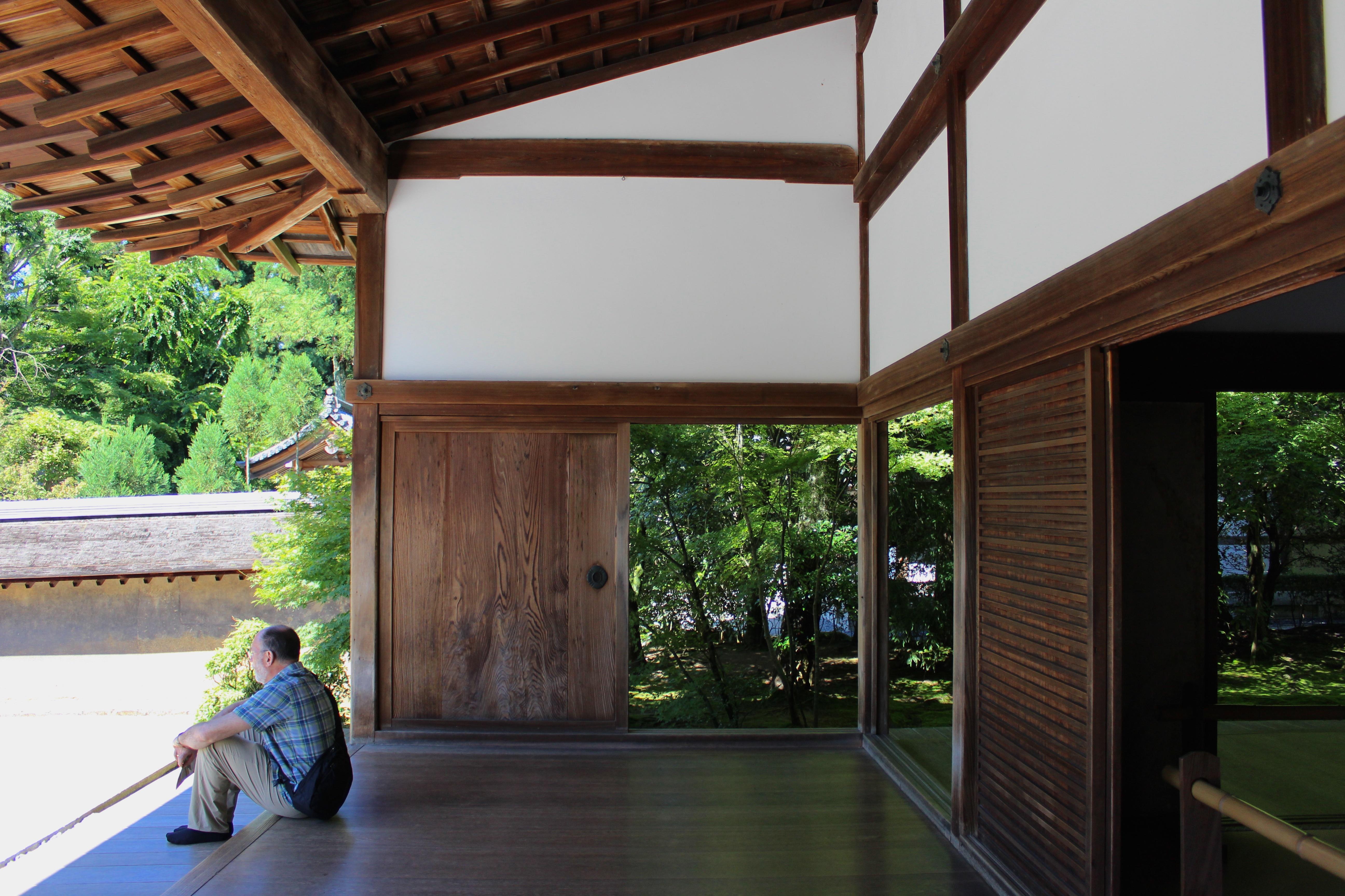 Fotos gratis arquitectura cubierta madera villa casa - Pergolas de troncos ...