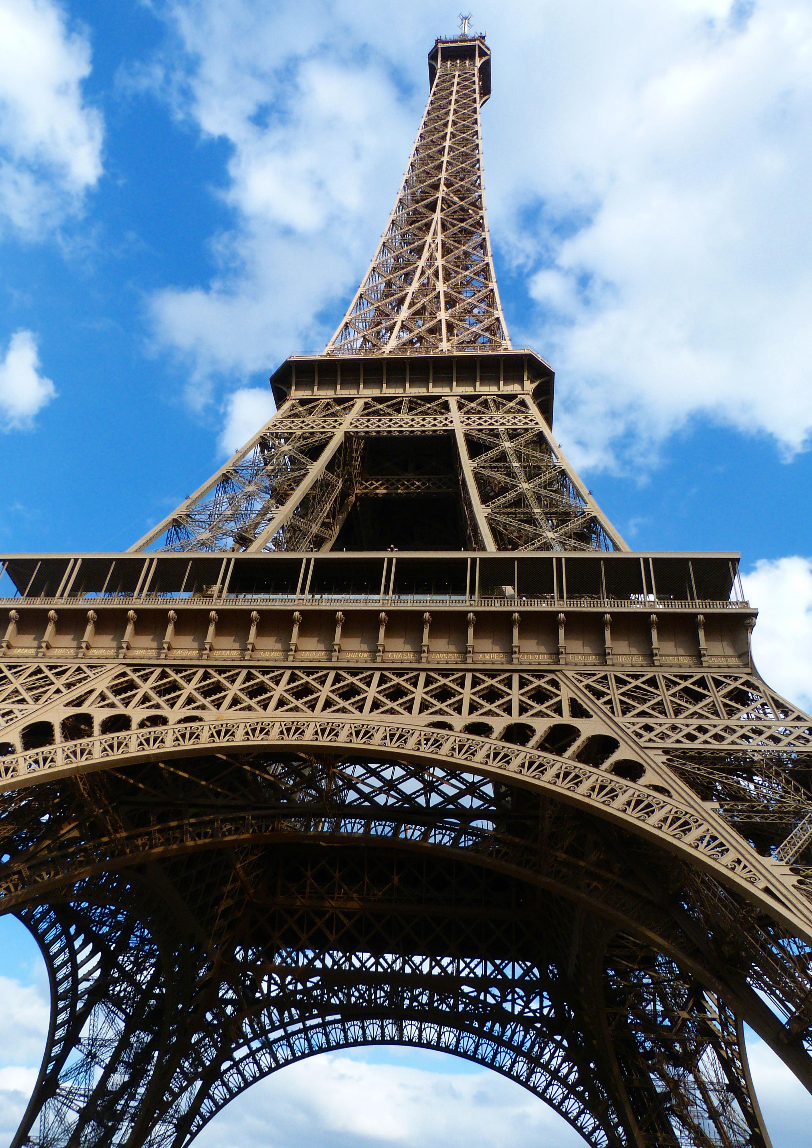 Fotos gratis : arquitectura, Torre Eiffel, París, Monumento, Francia ...