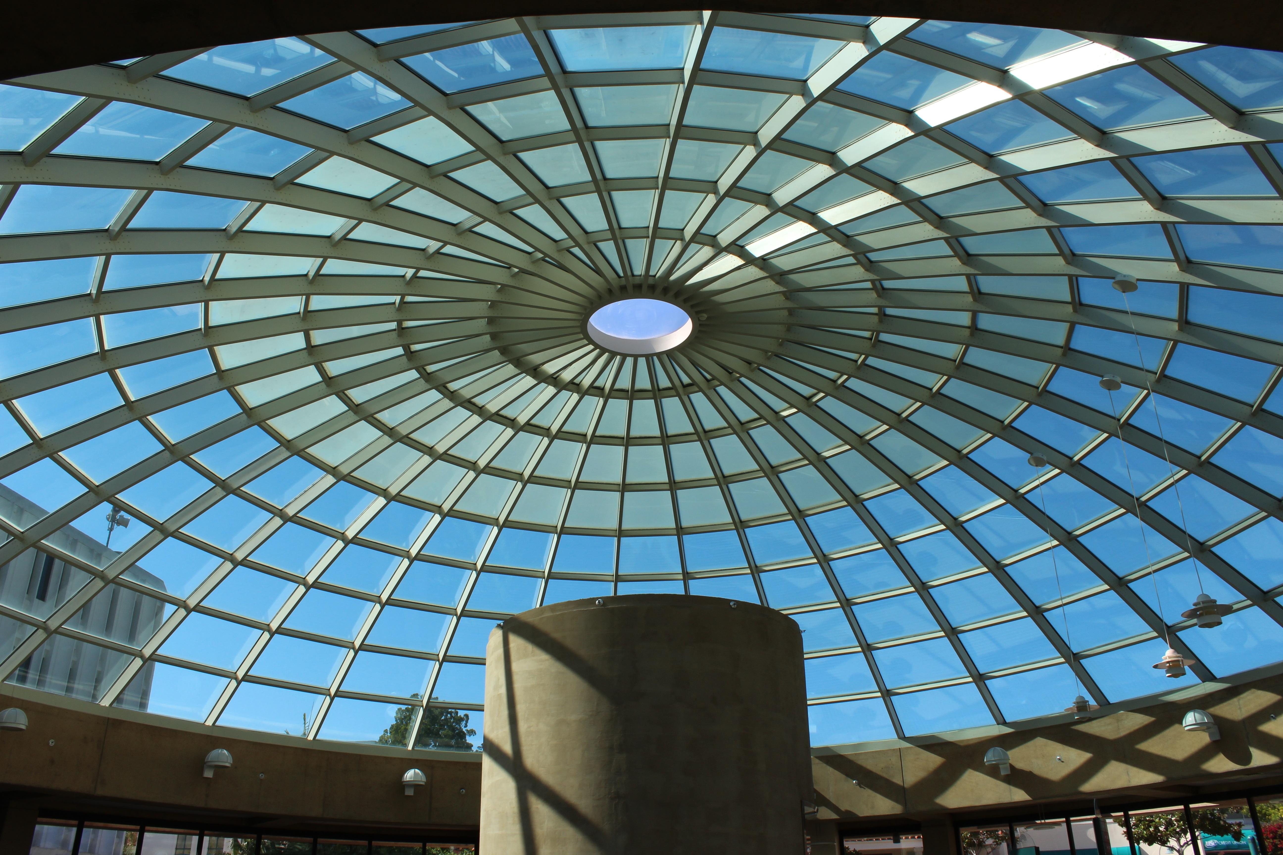 Fotos gratis : arquitectura, vaso, edificio, techo de cristal ...