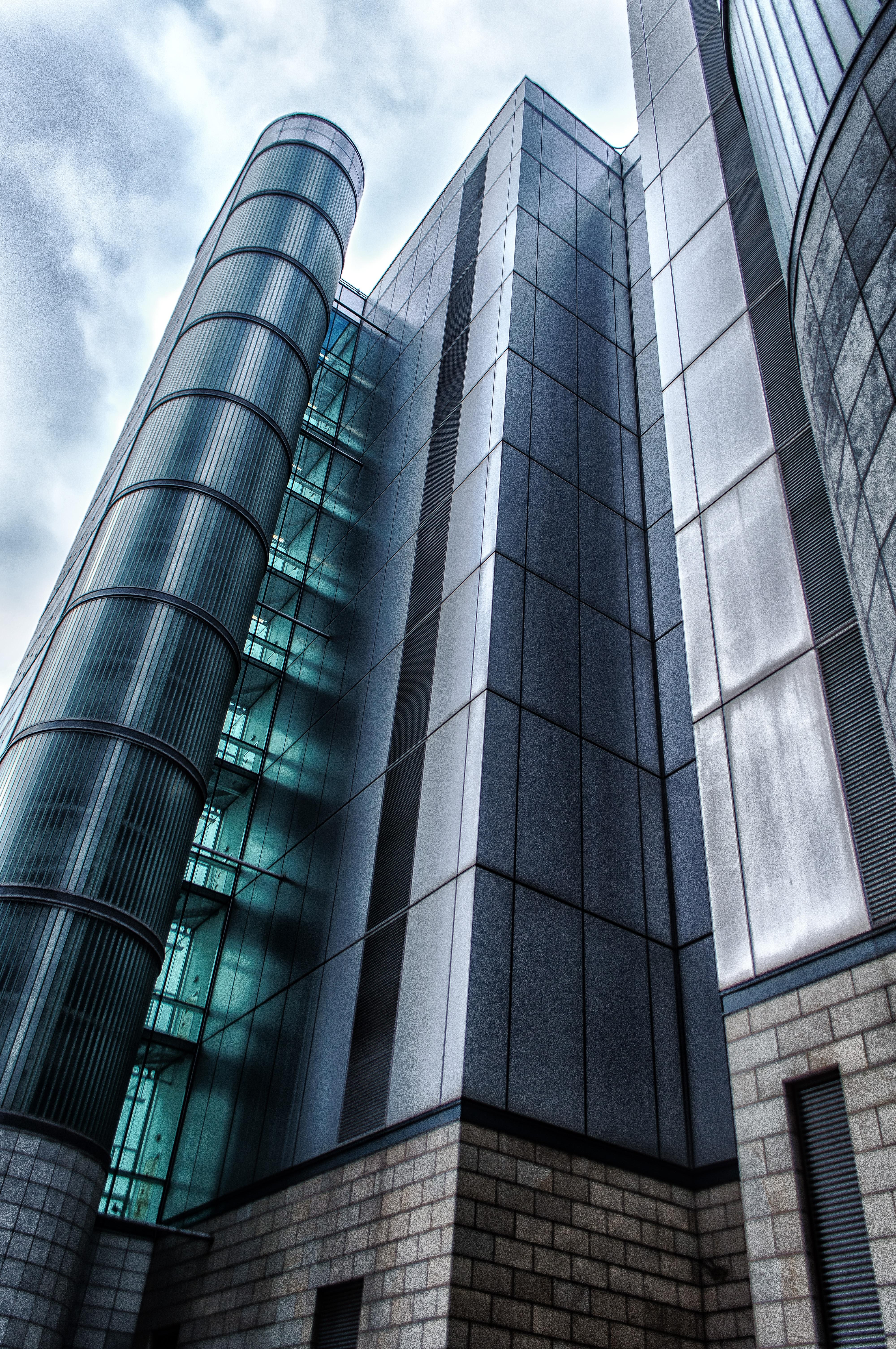 Stehlen Modern kostenlose foto die architektur glas gebäude wolkenkratzer