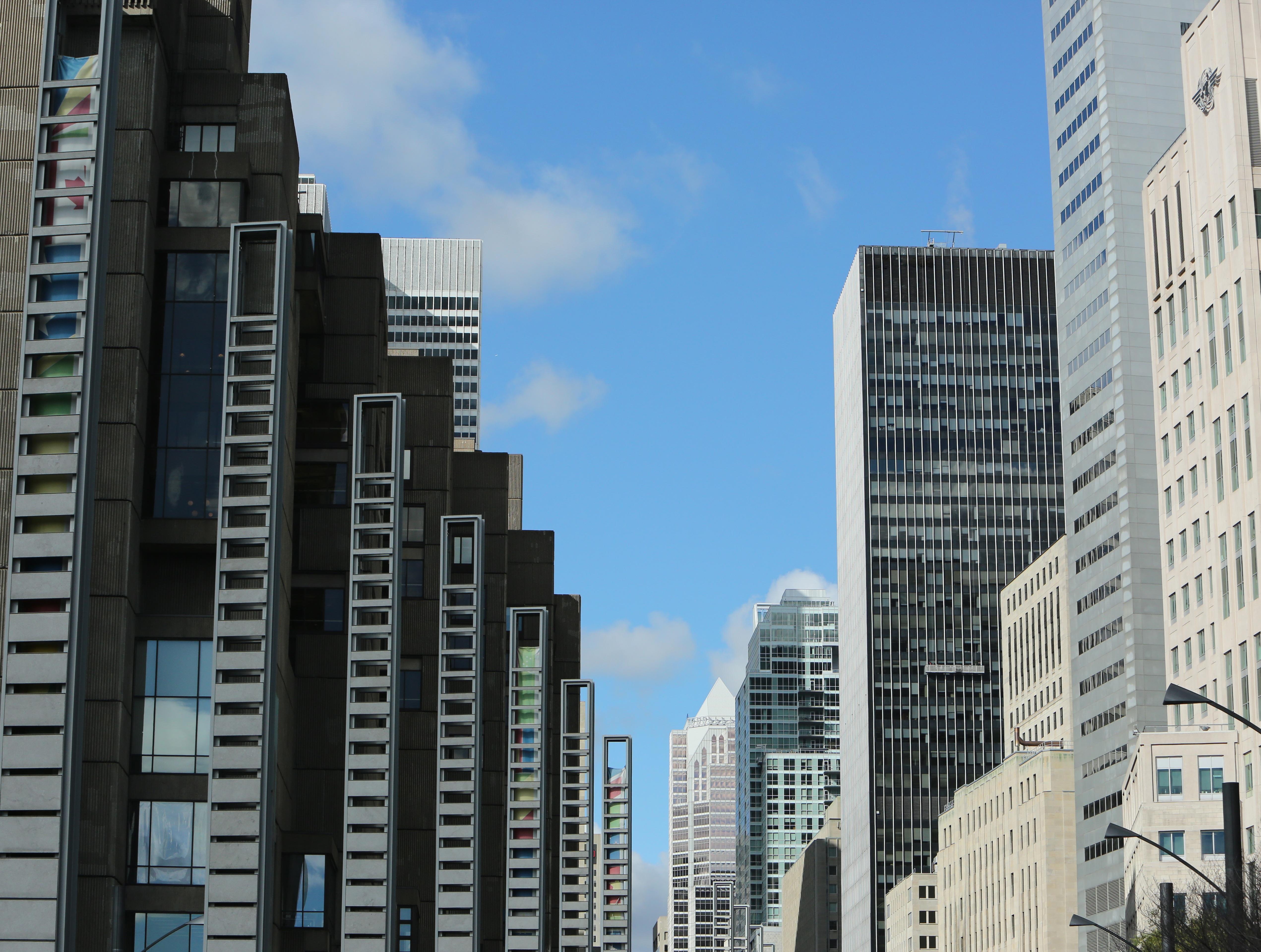 無料画像  建築, 成長, 空, スカイライン, 建物, シティ, 超