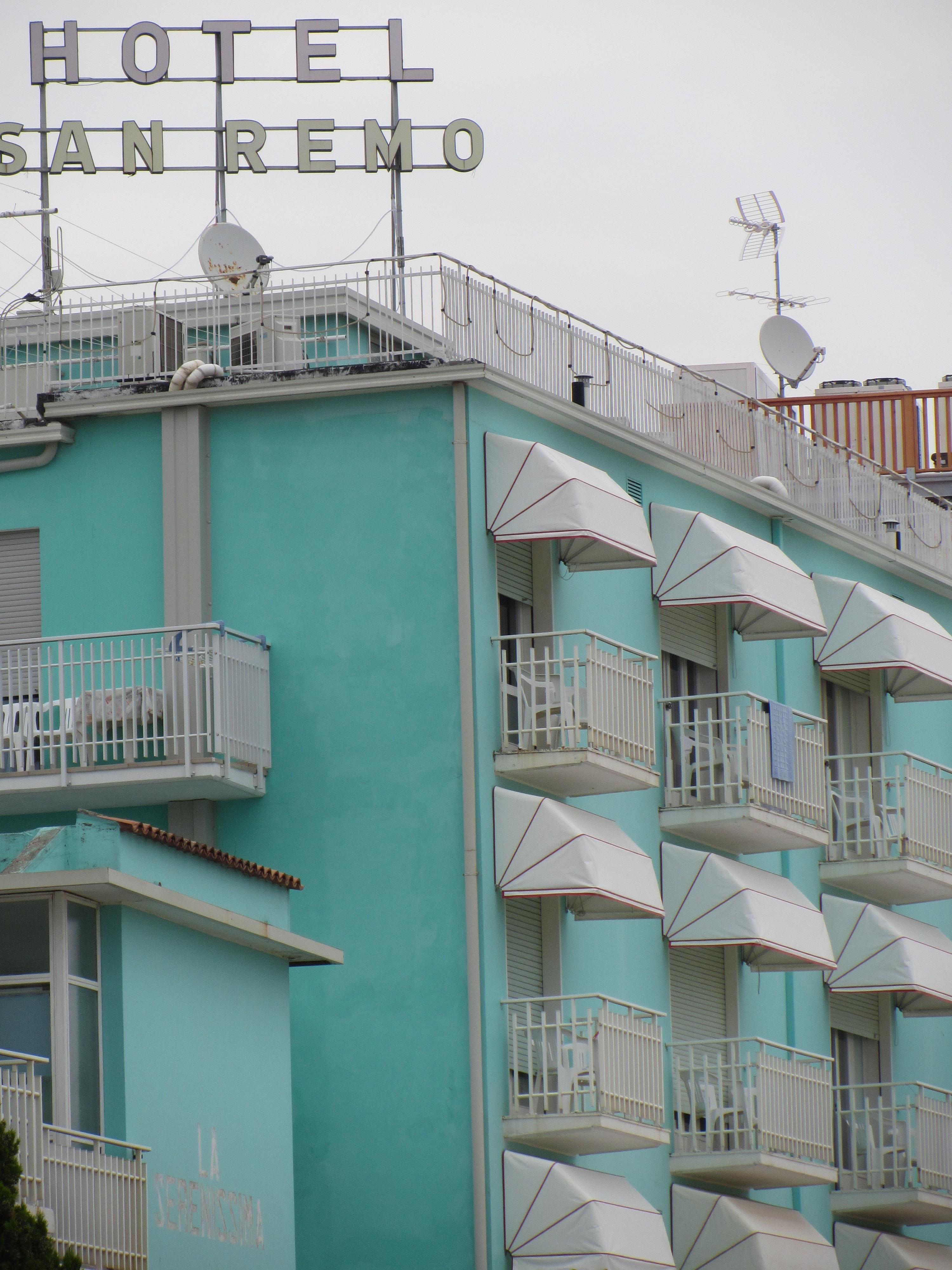 Free architecture house balcony holiday italy facade