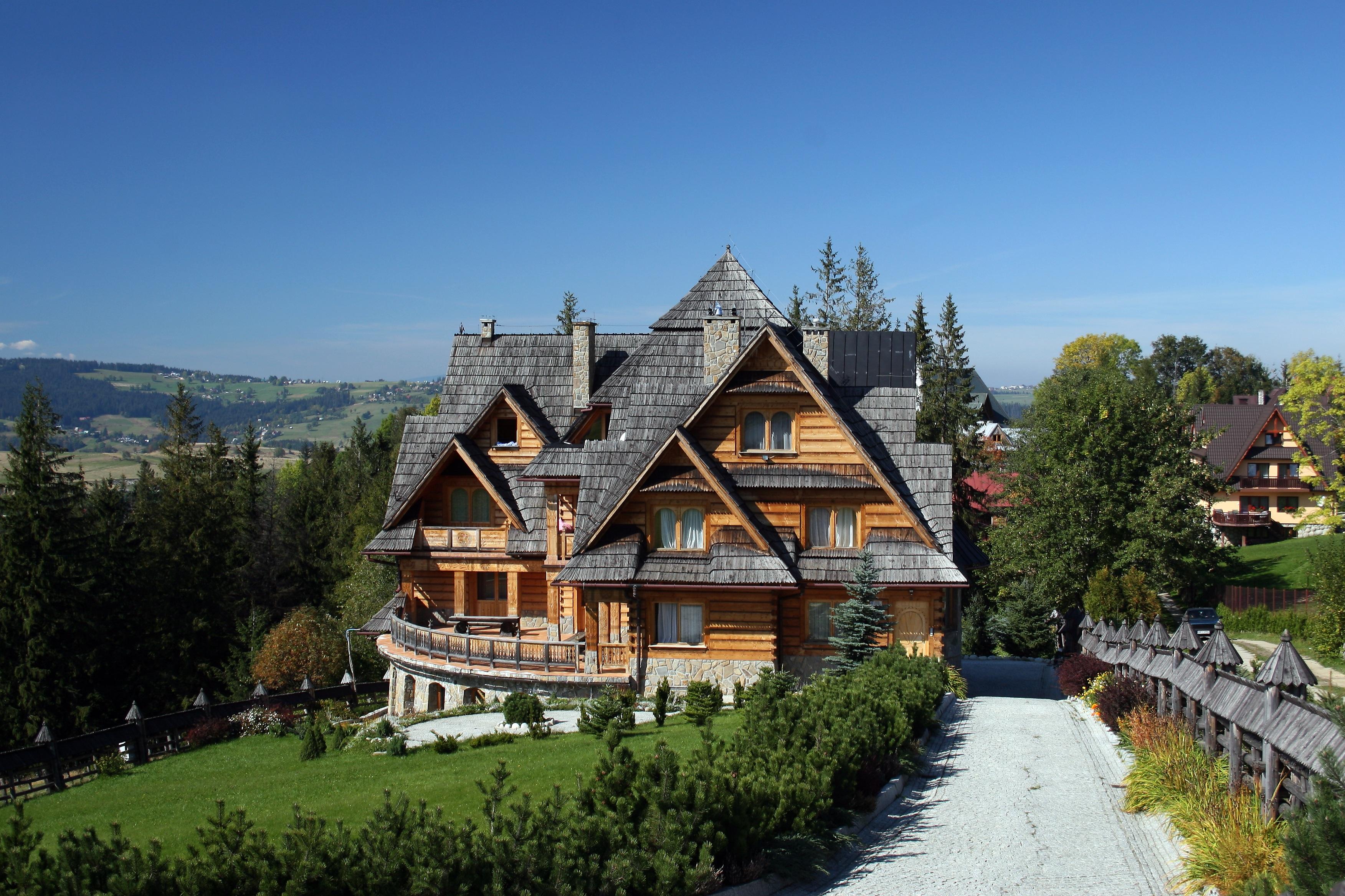 Construction maison bois polonaise segu maison for Constructeur de maison en bois polonaise
