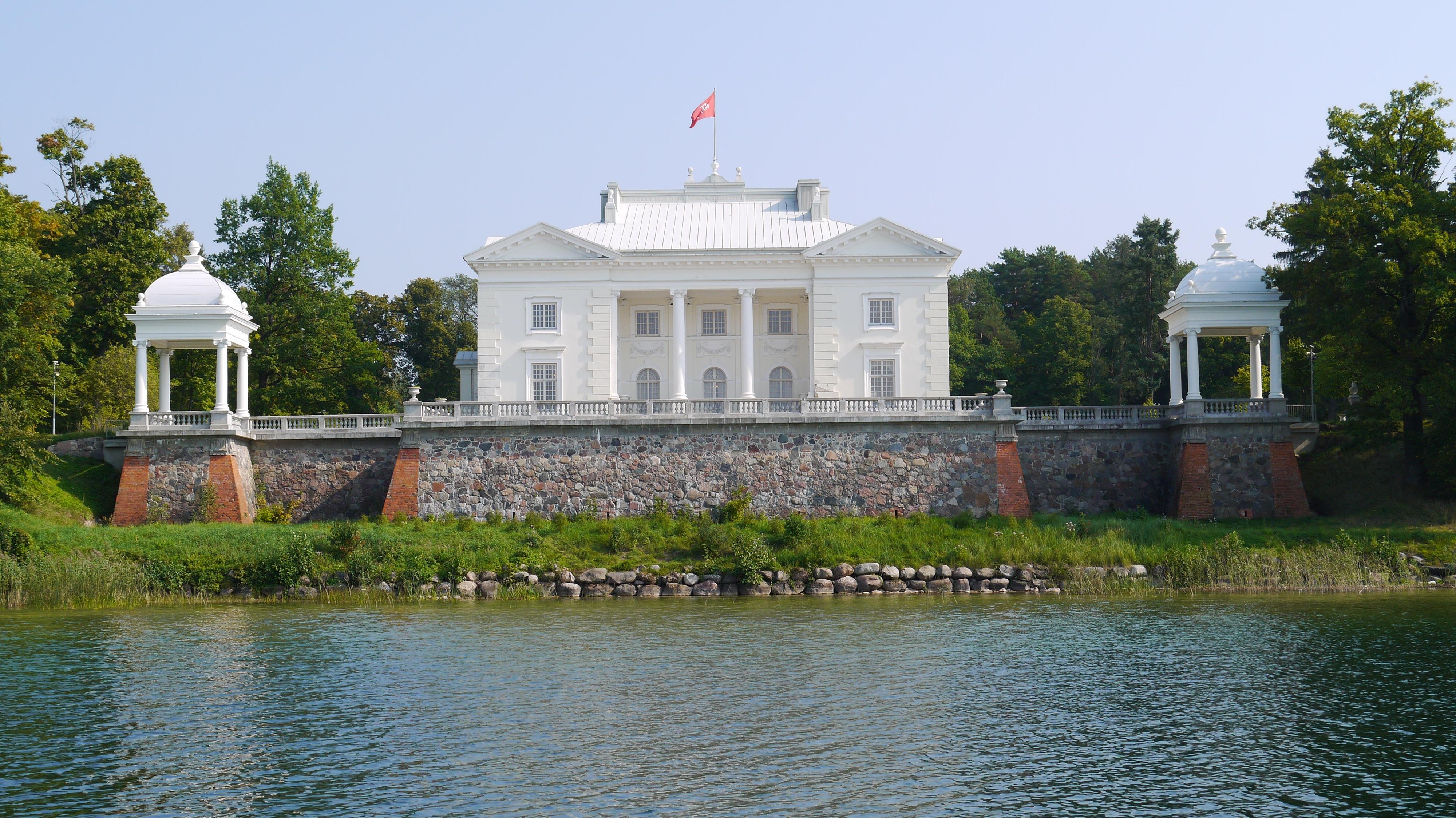 Immobilien Litauen kostenlose foto die architektur haus gebäude chateau palast