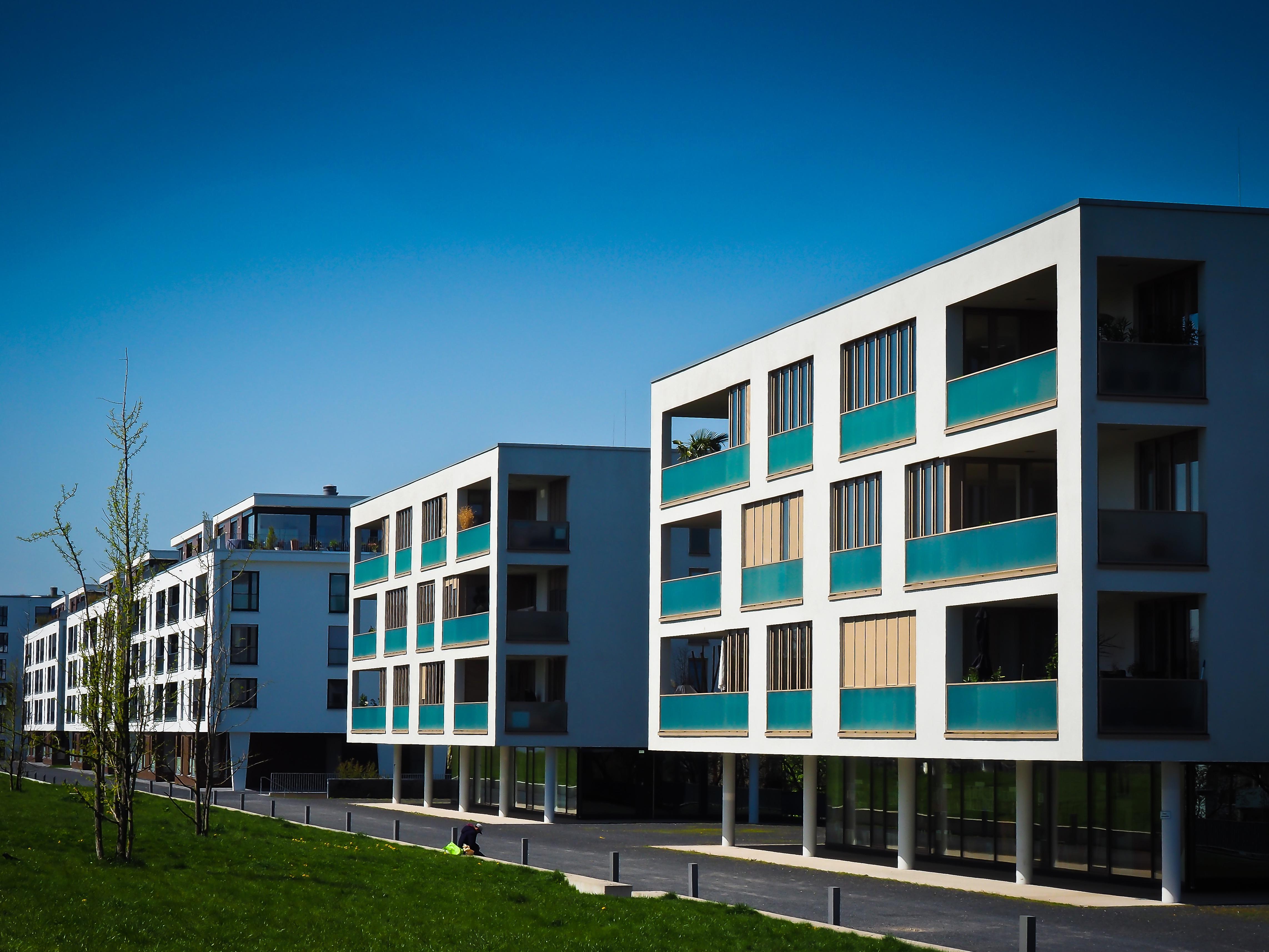 Häuserfassaden Modern kostenlose foto die architektur haus gebäude stadt leben