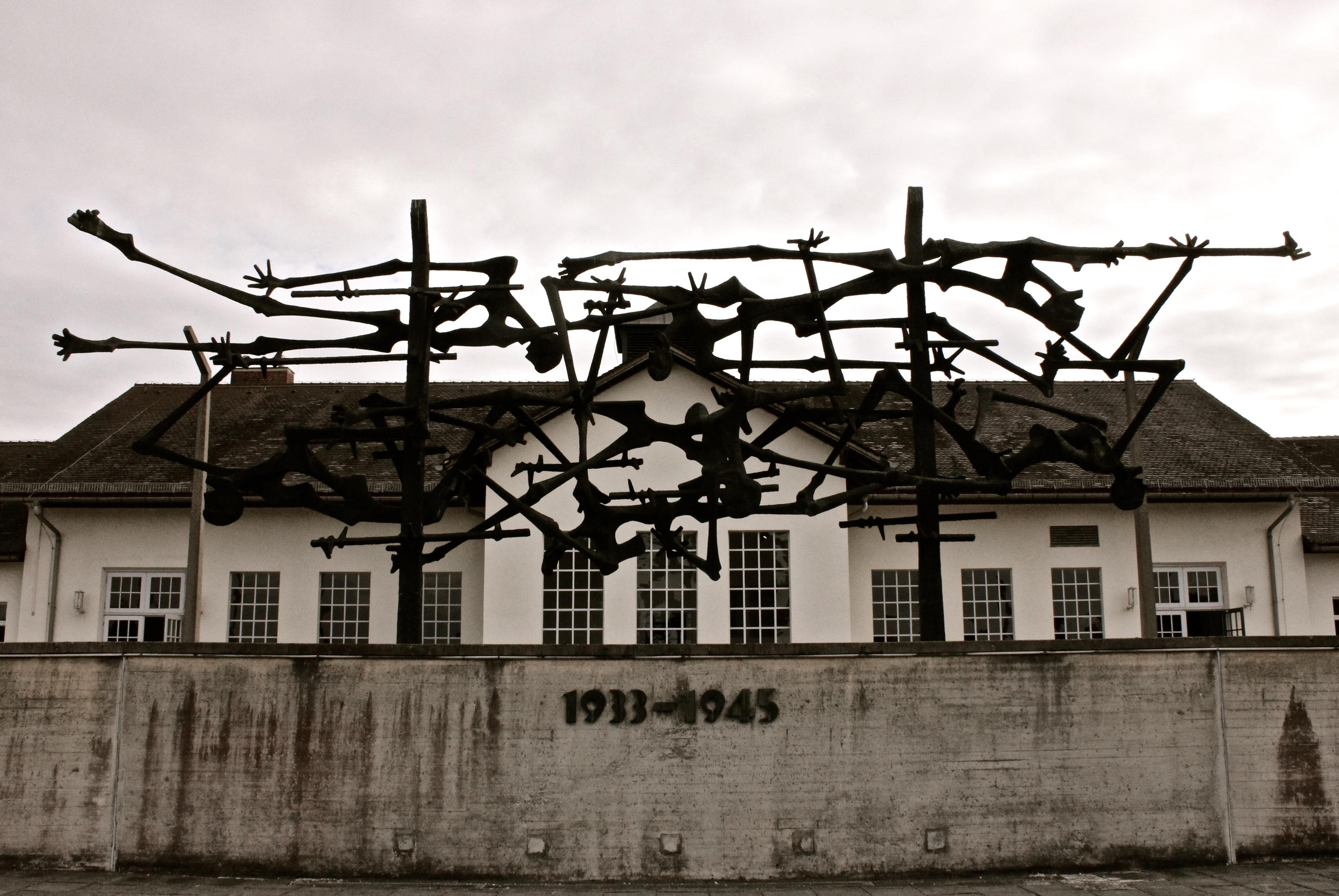 Dachau Concentration Camp |Concentration Camps Buildings