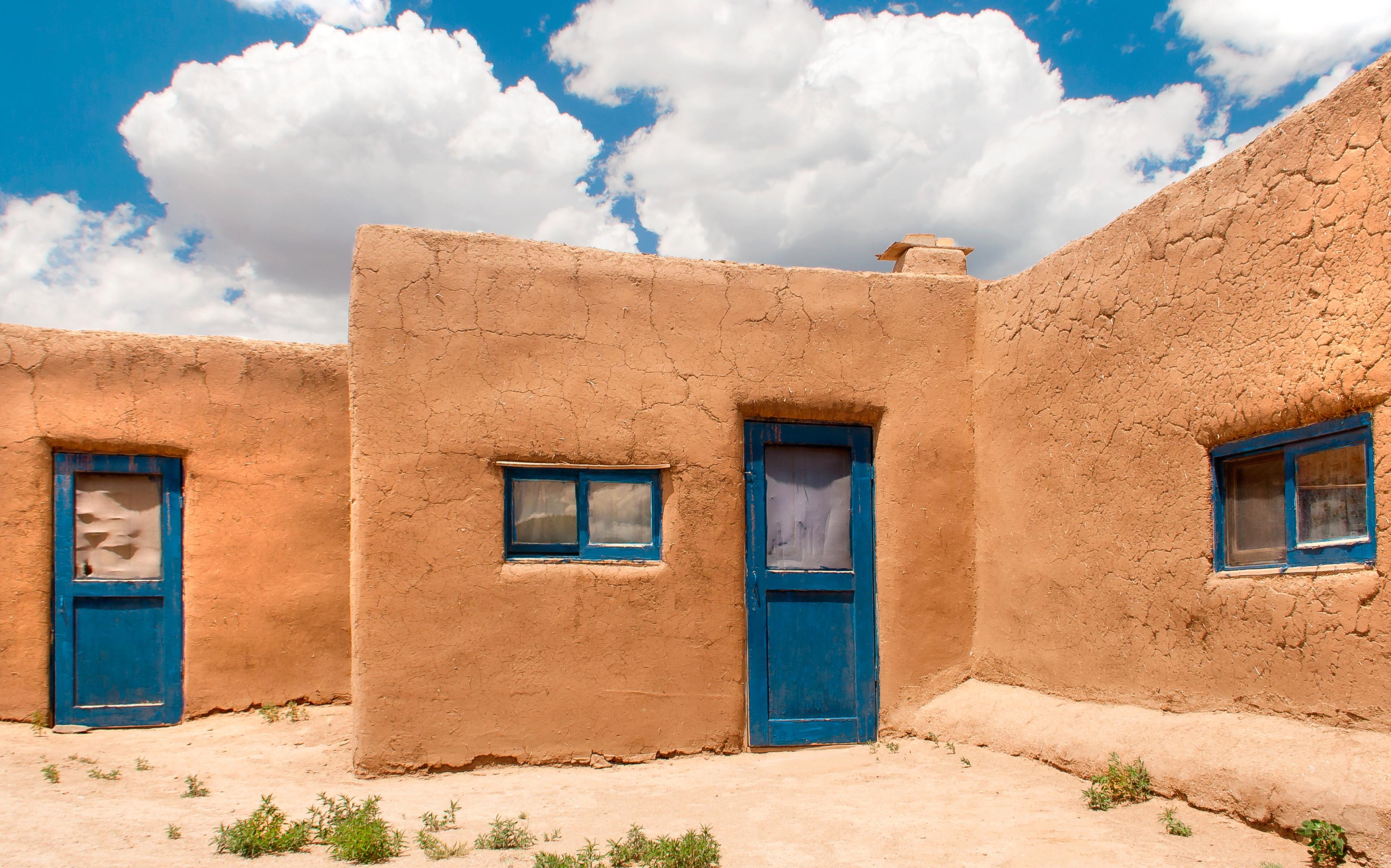 Top Adobe Building Home - architecture-house-desert-window-building-home-wall-vacation-village-orange-color-facade-blue-door-pueblo-adobe-estate-newmexico-msh0814-fotocompetitionbronze-hacienda-msh081420-ancient-history-458324  Trends_639788.jpg