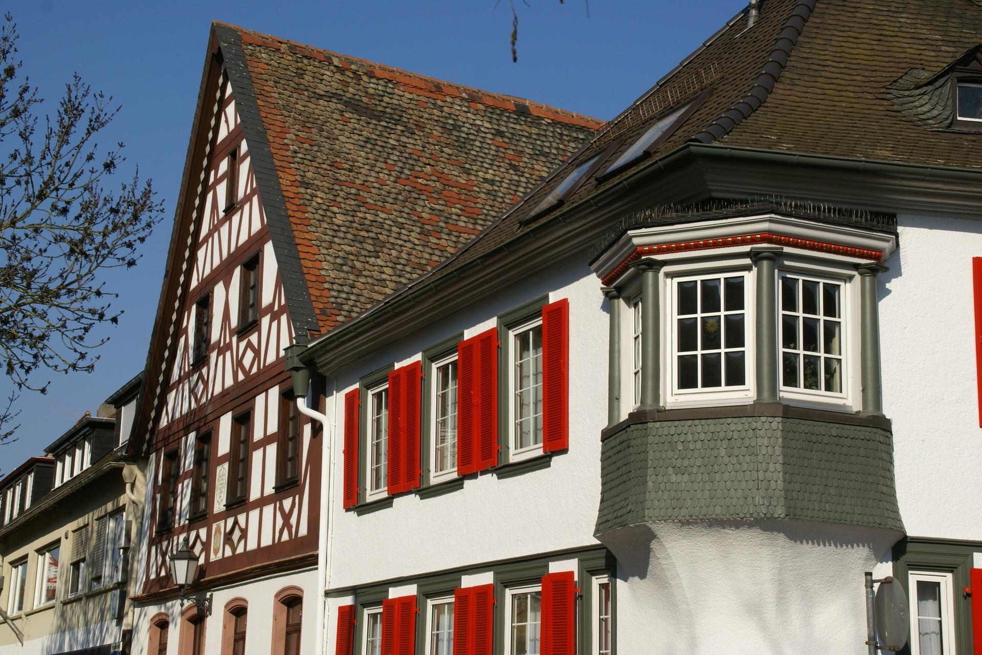 Fotos gratis : arquitectura, casa, pueblo, techo, edificio, antiguo ...