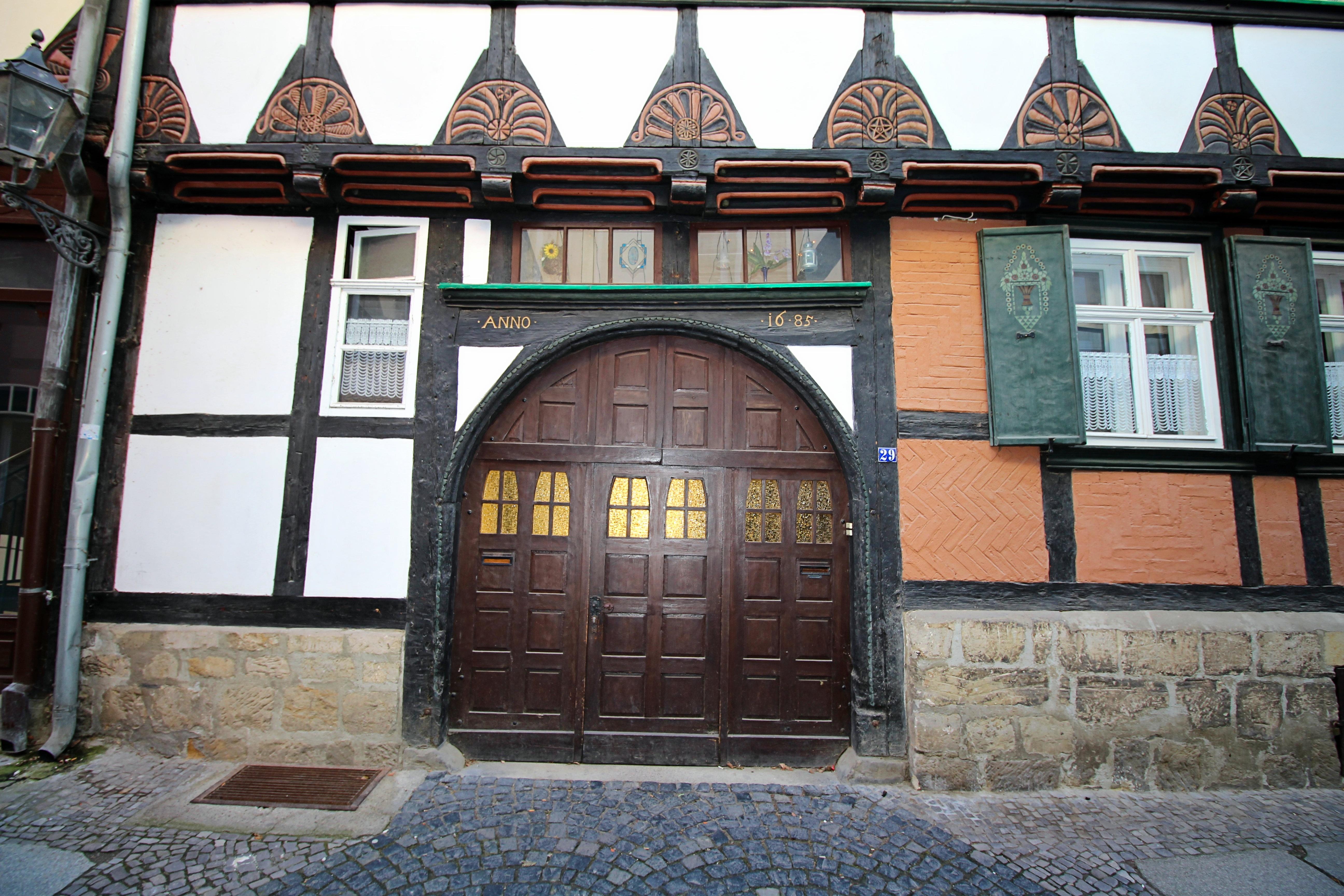 Innenarchitekt Quedlinburg kostenlose foto die architektur haus fenster gebäude zuhause