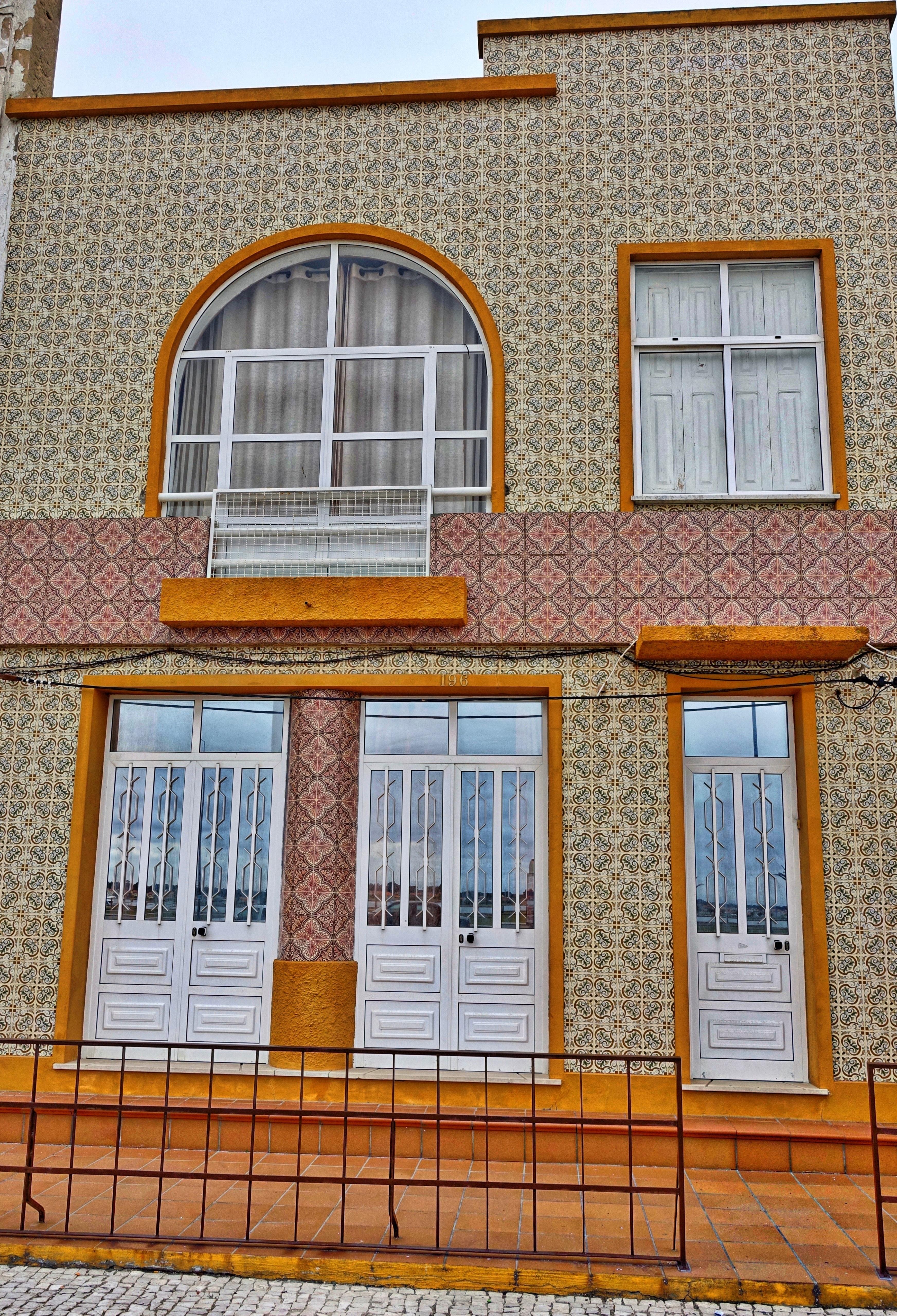 Fotos gratis arquitectura casa edificio balc n - Azulejos para exterior ...