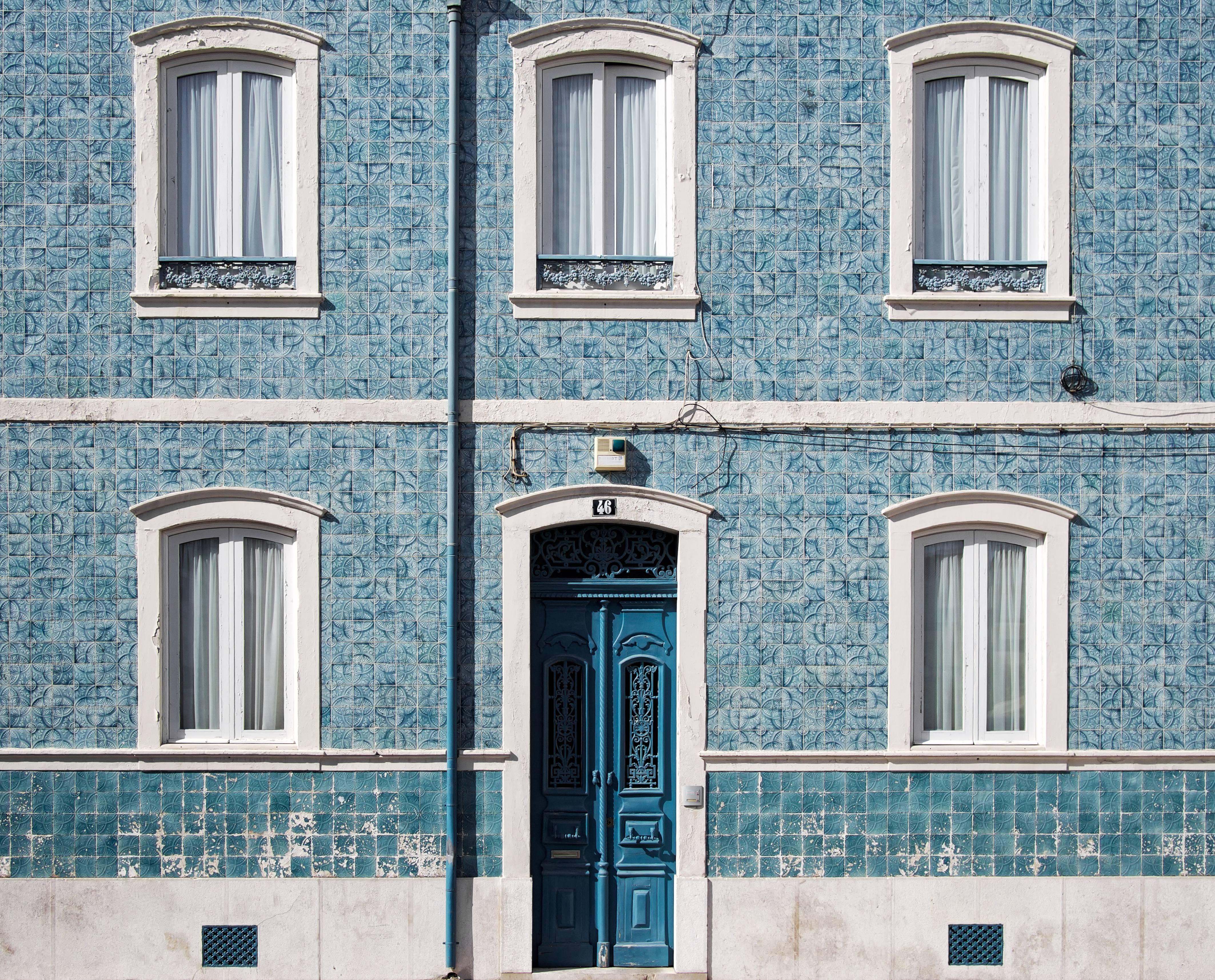 casa ventana edificio casa pared arco fachada azul iluminacin puerta diseo de interiores ventanas ventana