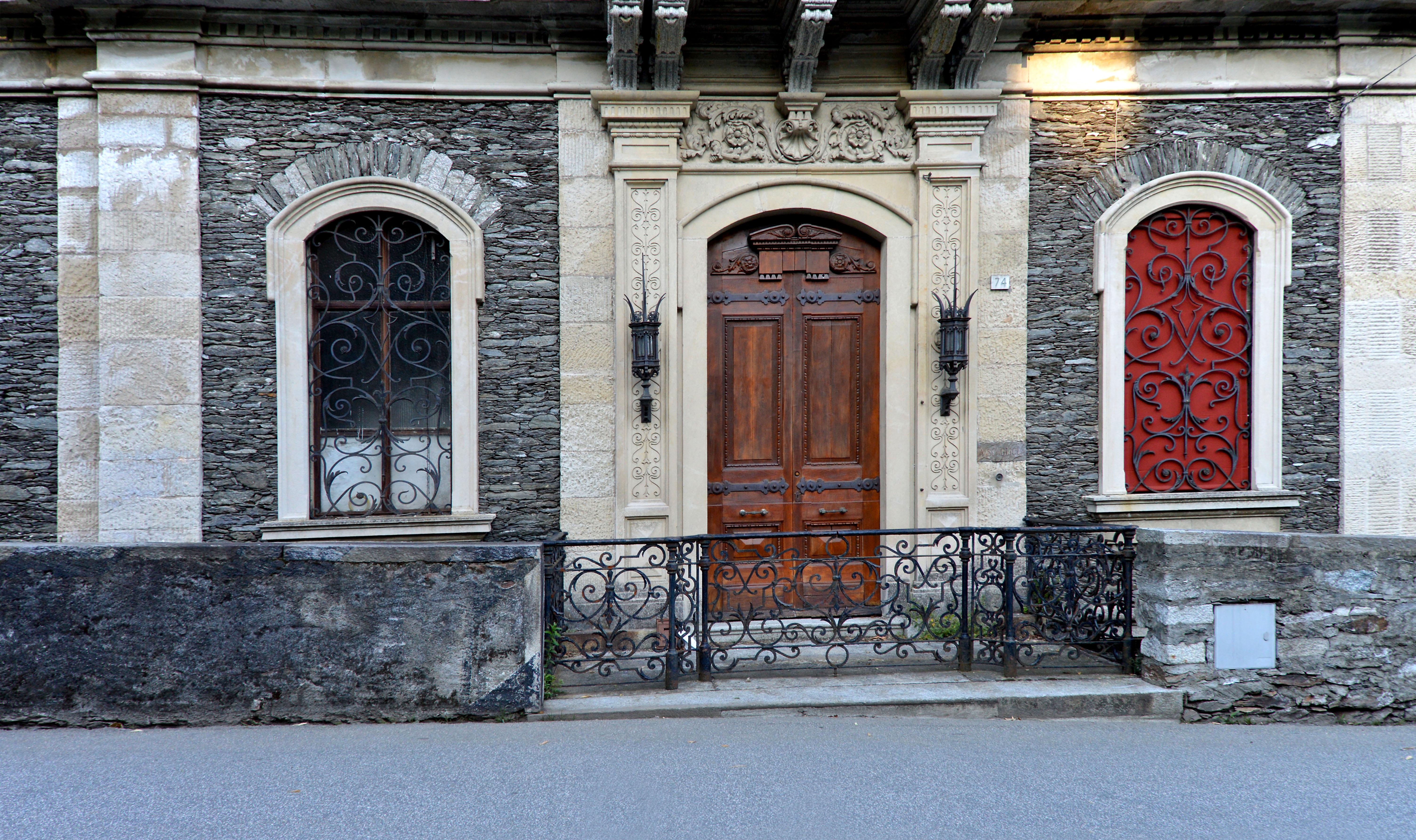 Images gratuites architecture maison b timent palais for Fenetre urbaine