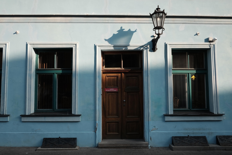 Facades De Maisons En Couleurs images gratuites : architecture, maison, fenêtre, couleur