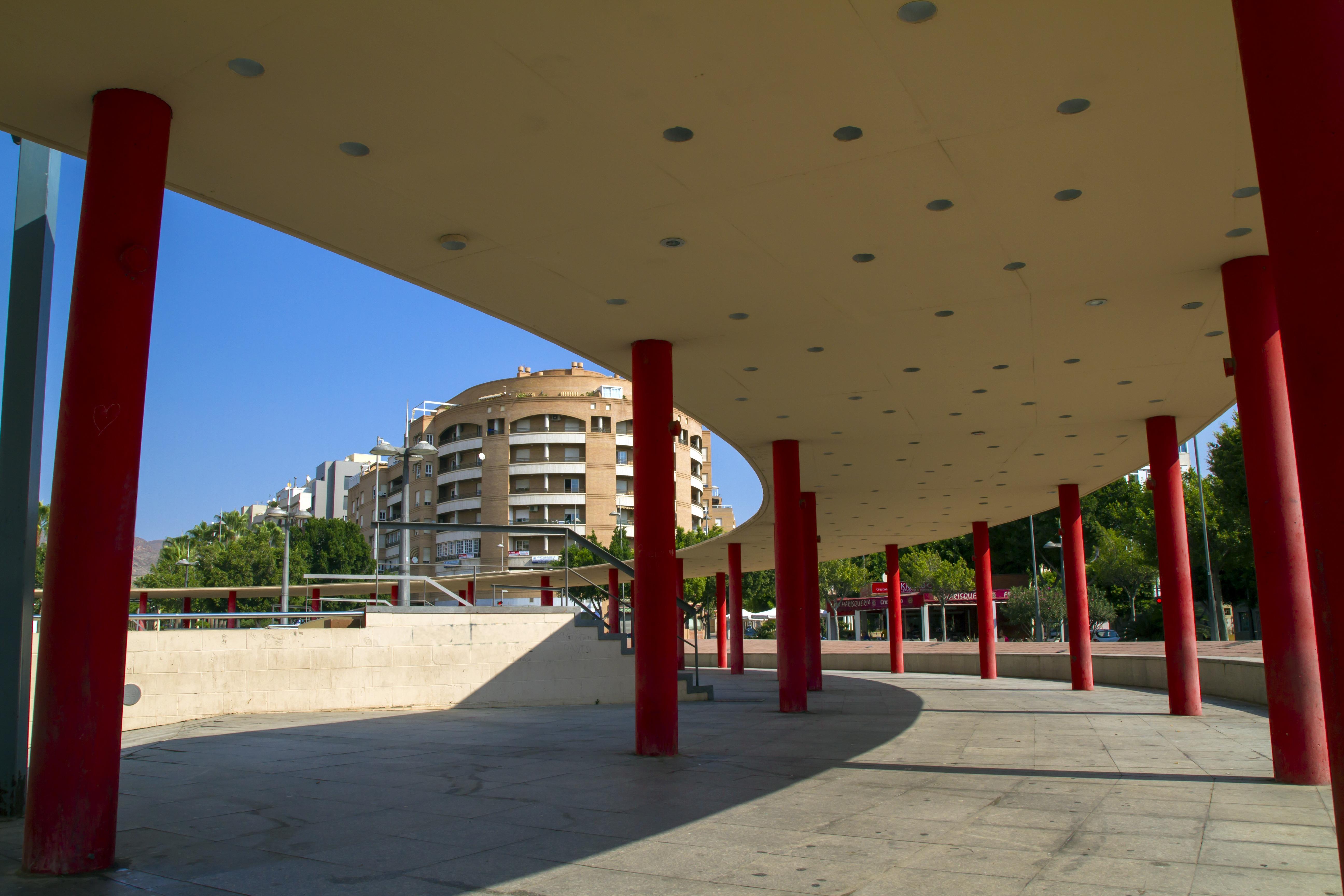 Fotos gratis : arquitectura, diseño de interiores, Almeria, Rambla ...