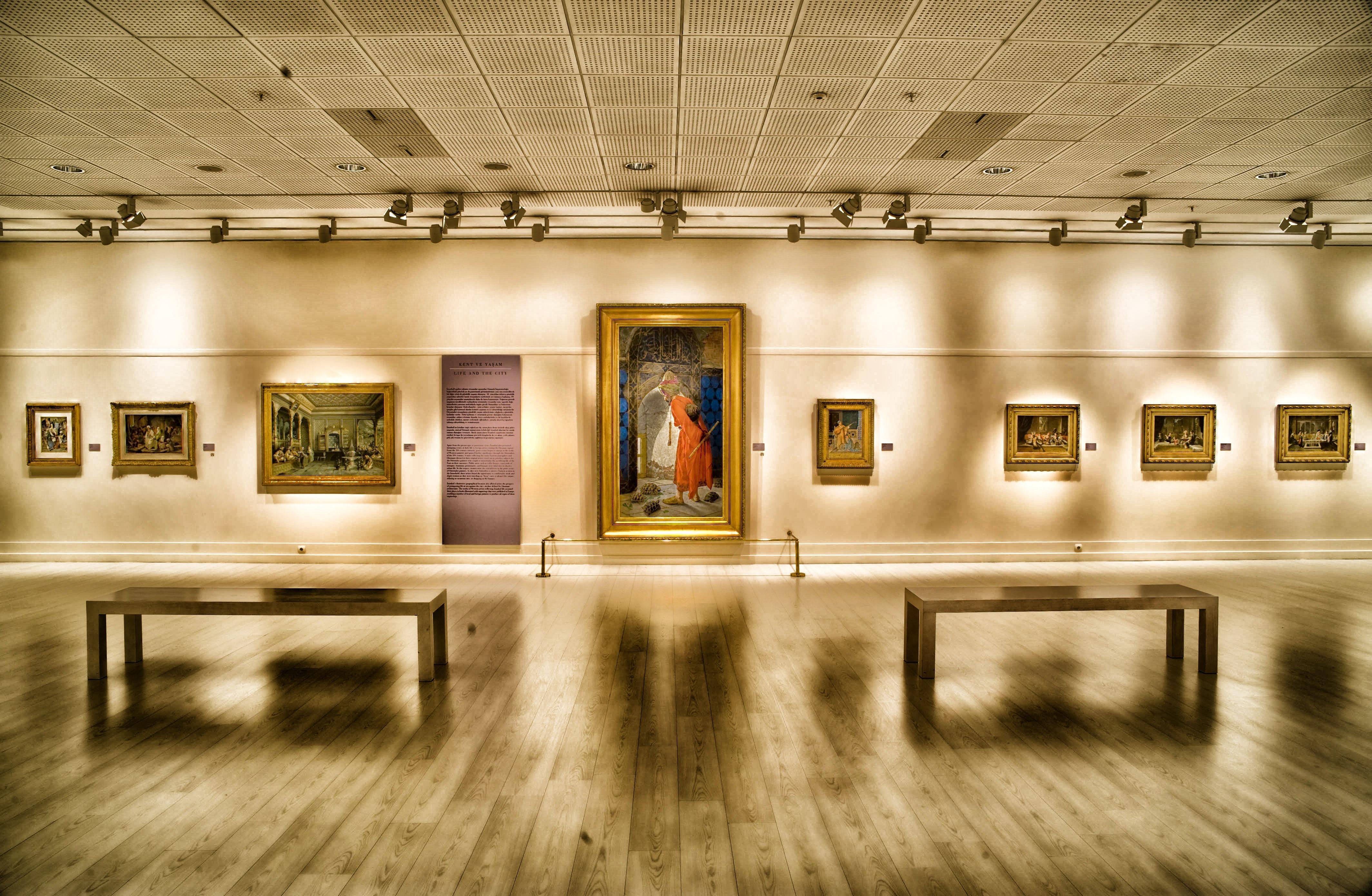 Free Images Architecture Museum Painting Interior