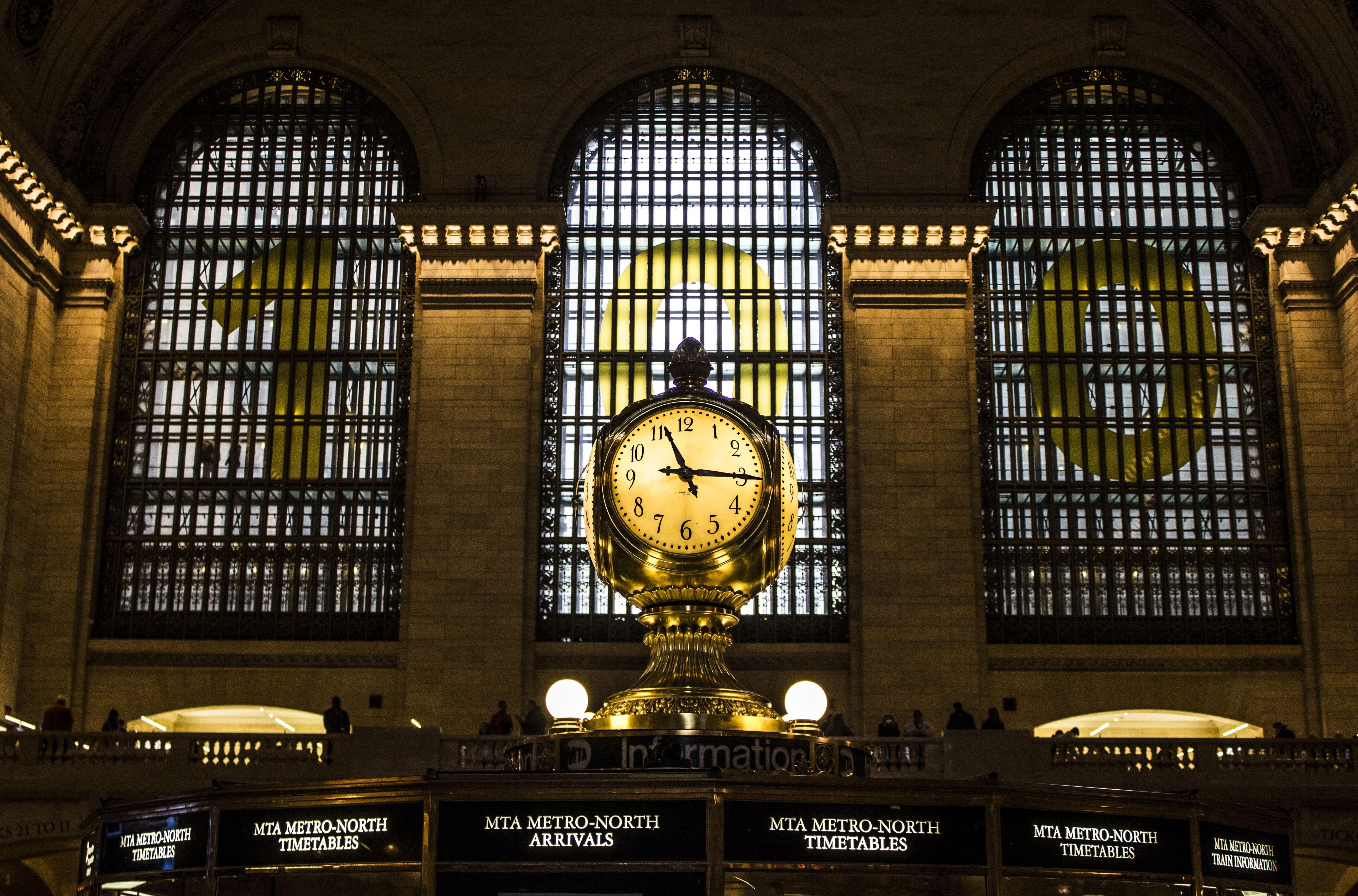 fotos gratis interior ventana vaso reloj hora edificio ciudad transporte nueva york sala estados unidos america estacin