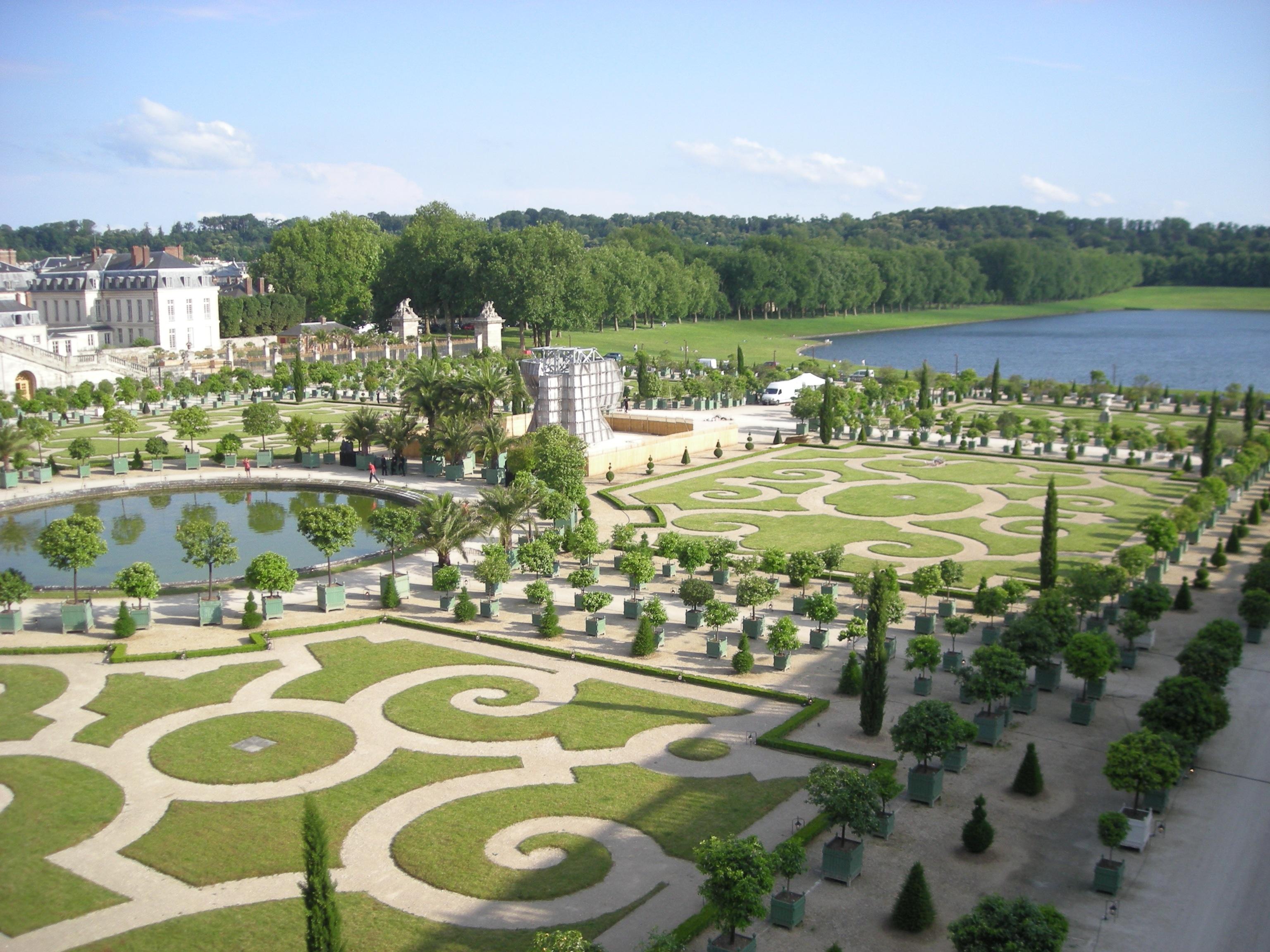 images gratuites : architecture, pelouse, château, palais, paris