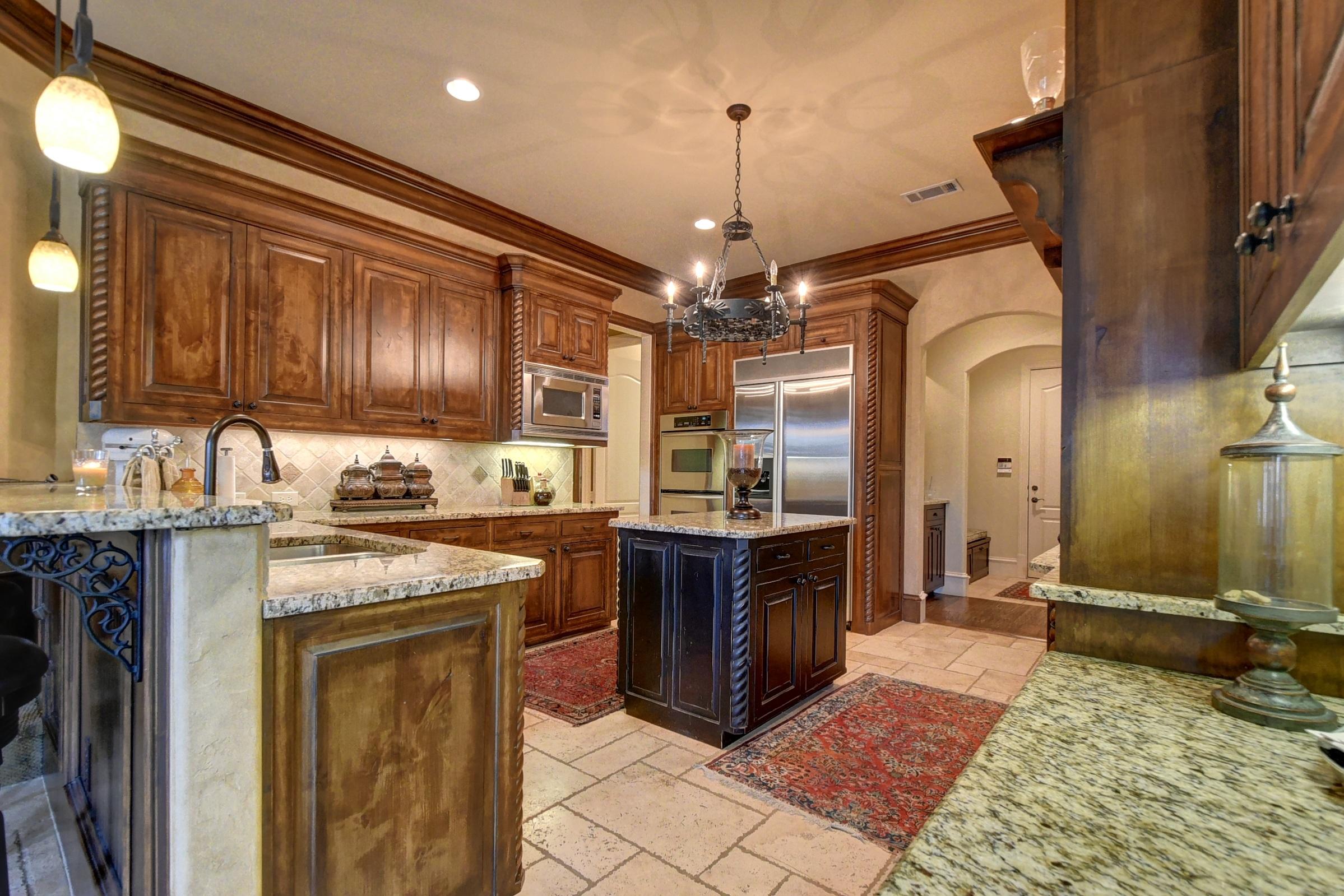 Architecture Mansion House Floor Home Counter Cottage Kitchen Property Room Countertop Interior Design Luxury Farmhouse Elegant
