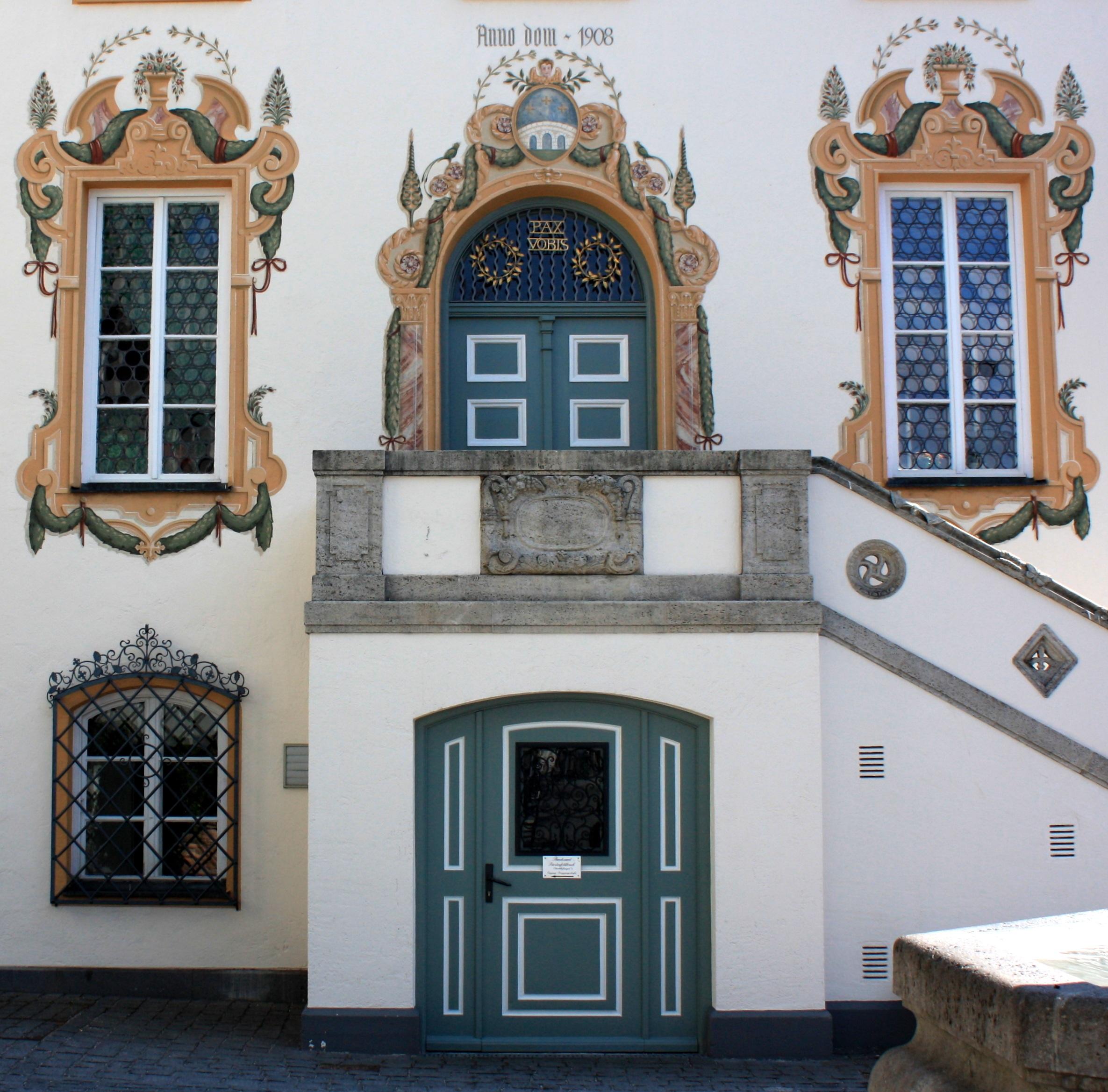 Fenster Fürstenfeldbruck kostenlose foto die architektur villa haus fenster gebäude