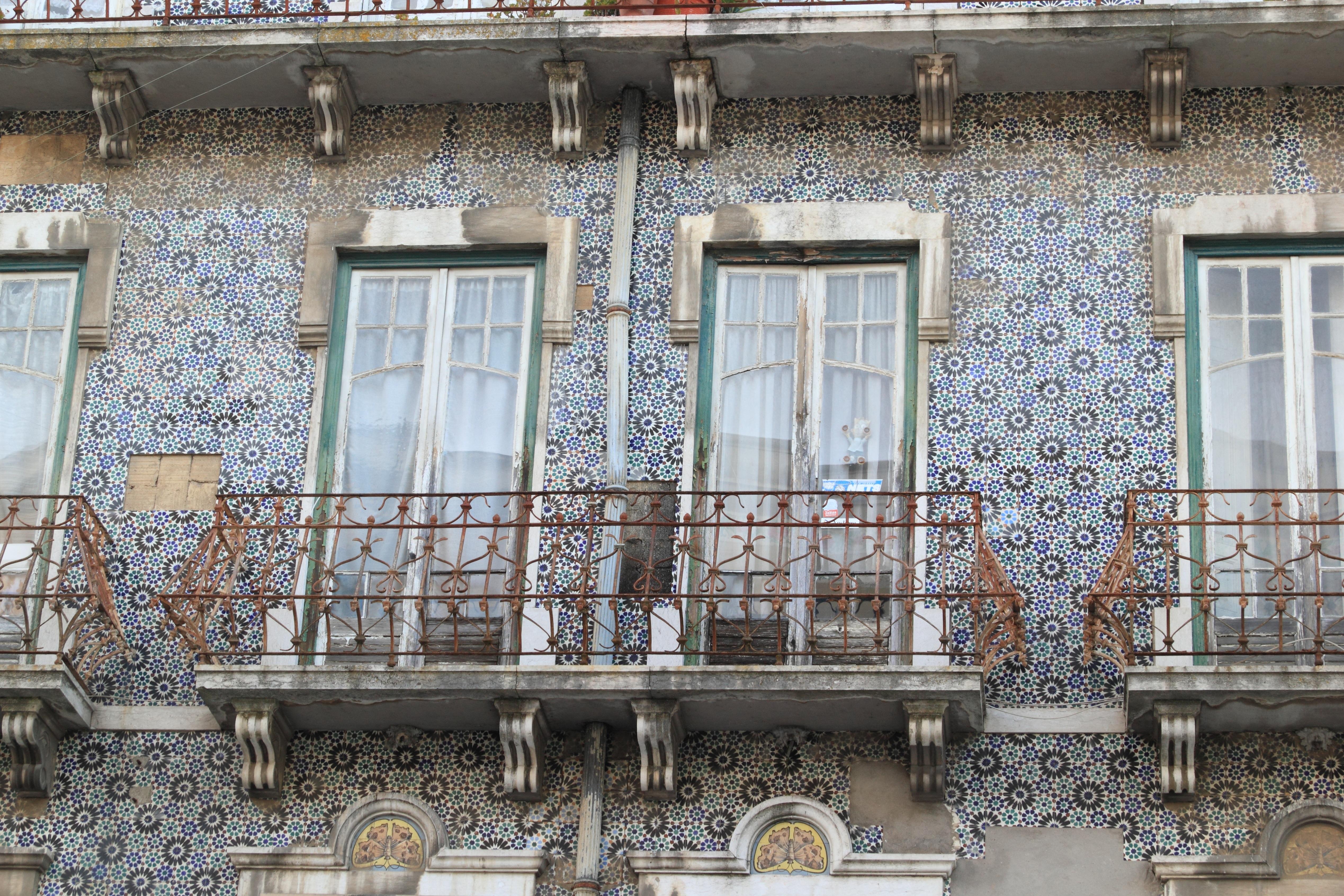 Двойным, архитектура лиссабона картинки