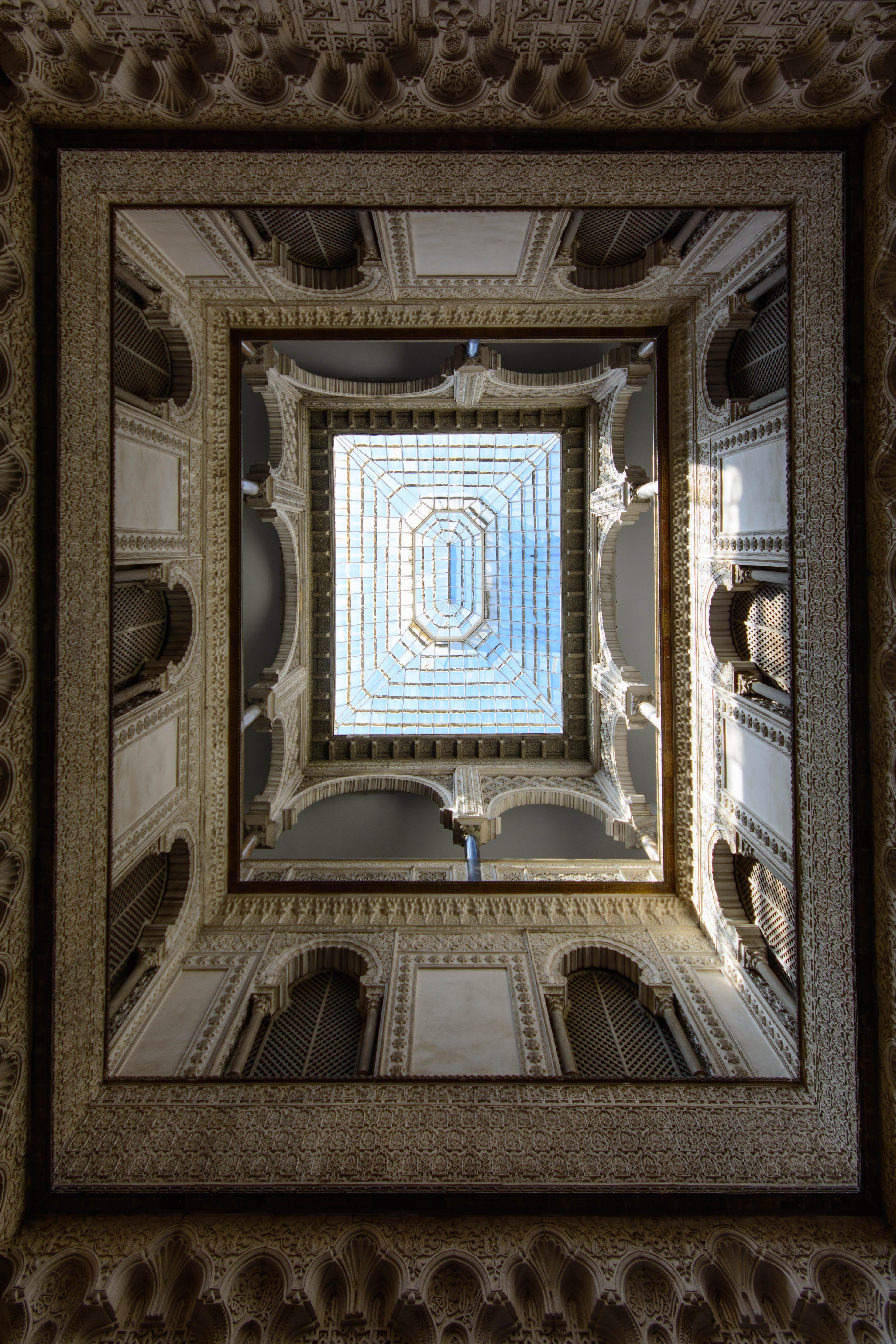 Fotos gratis : arquitectura, palacio, ventana, pared, arco, sala ...