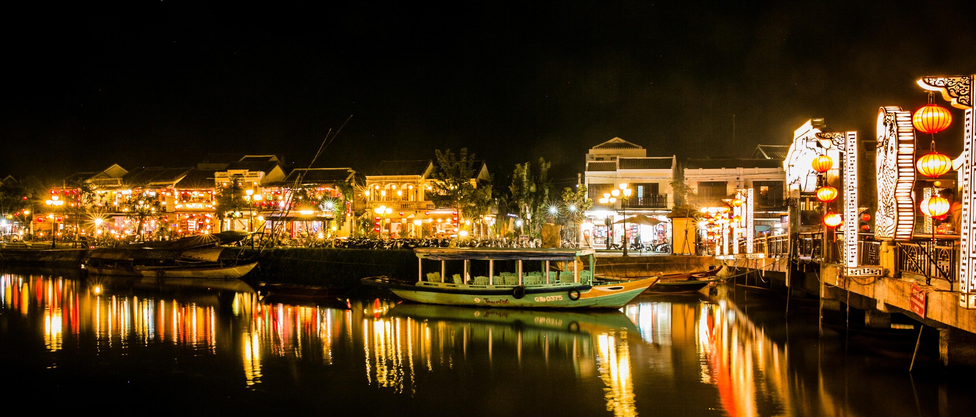 hoi an, romantic, beautiful, vietnam