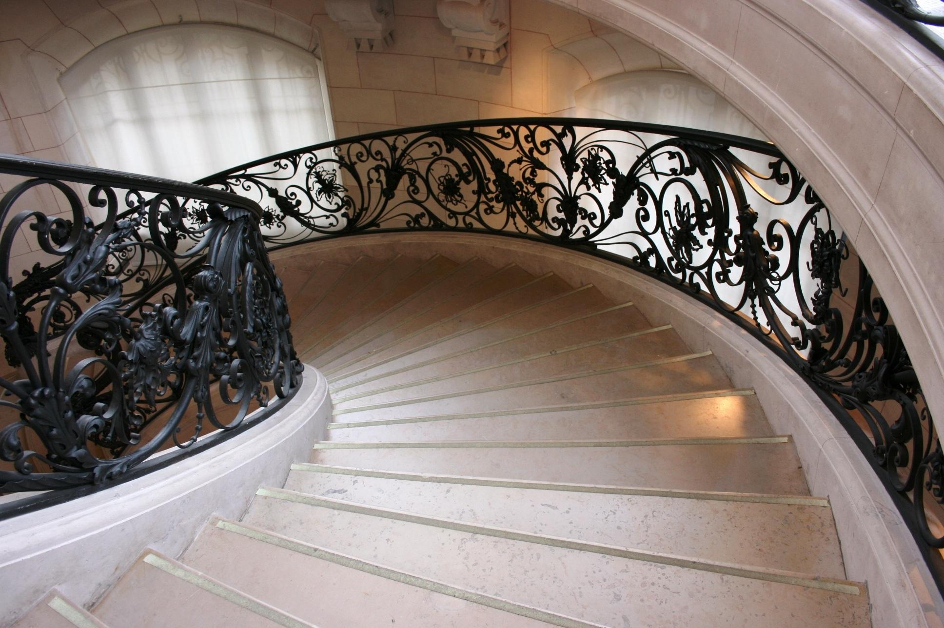 Images Gratuites : architecture, Paris, escalier, France, cambre ...