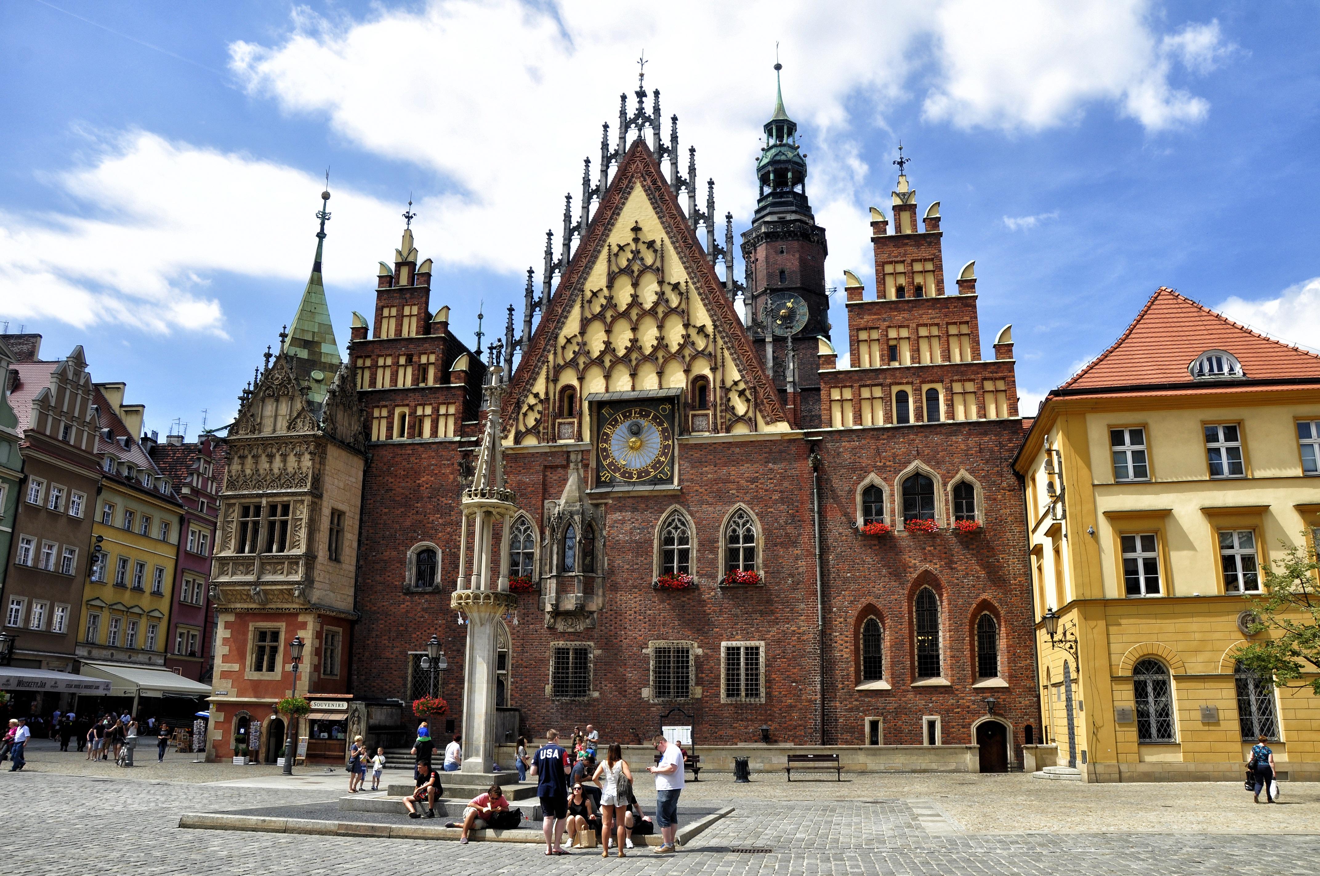 viaje a wroclaw