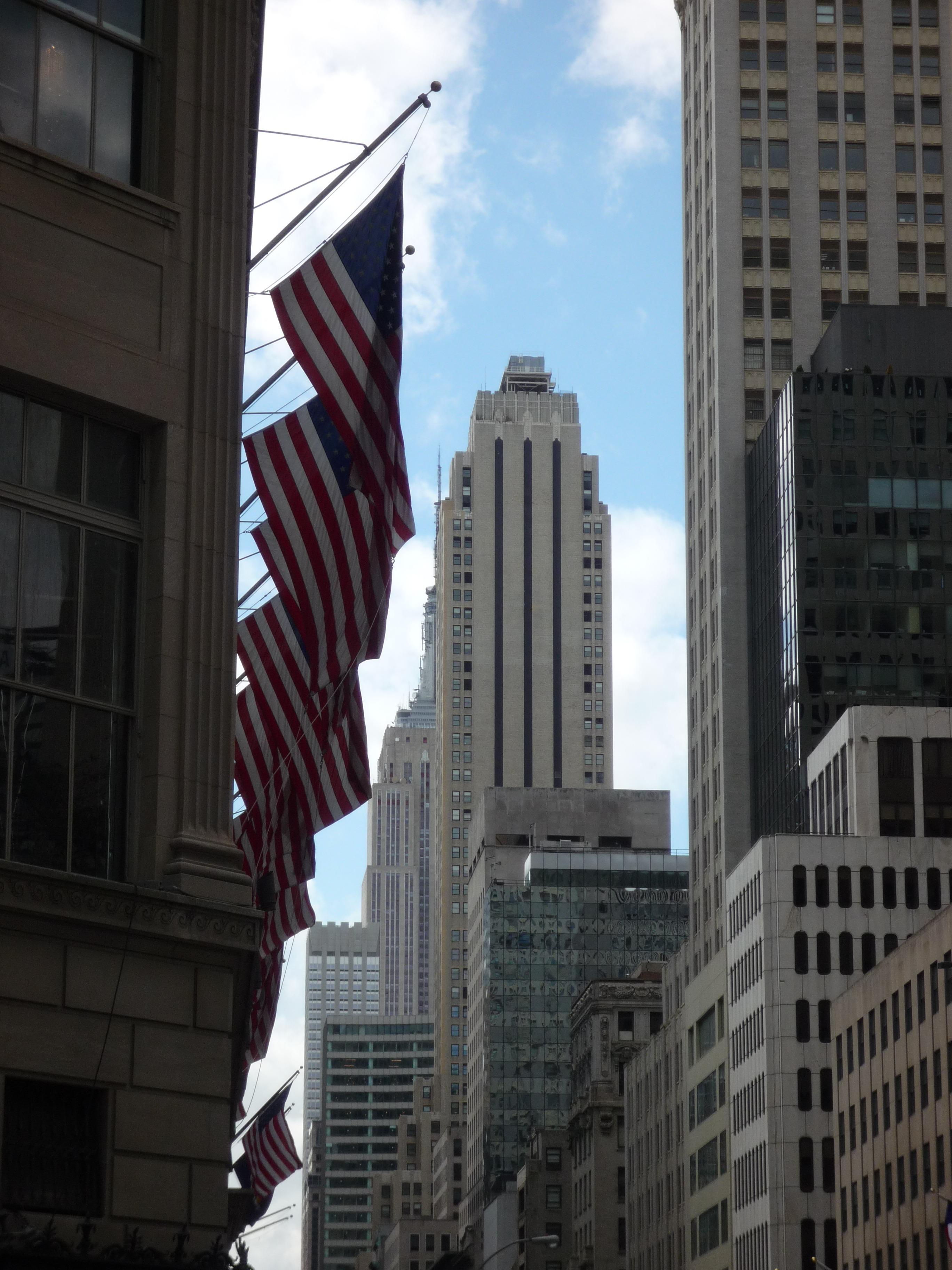 Immagini belle architettura strada orizzonte citt for New york architettura