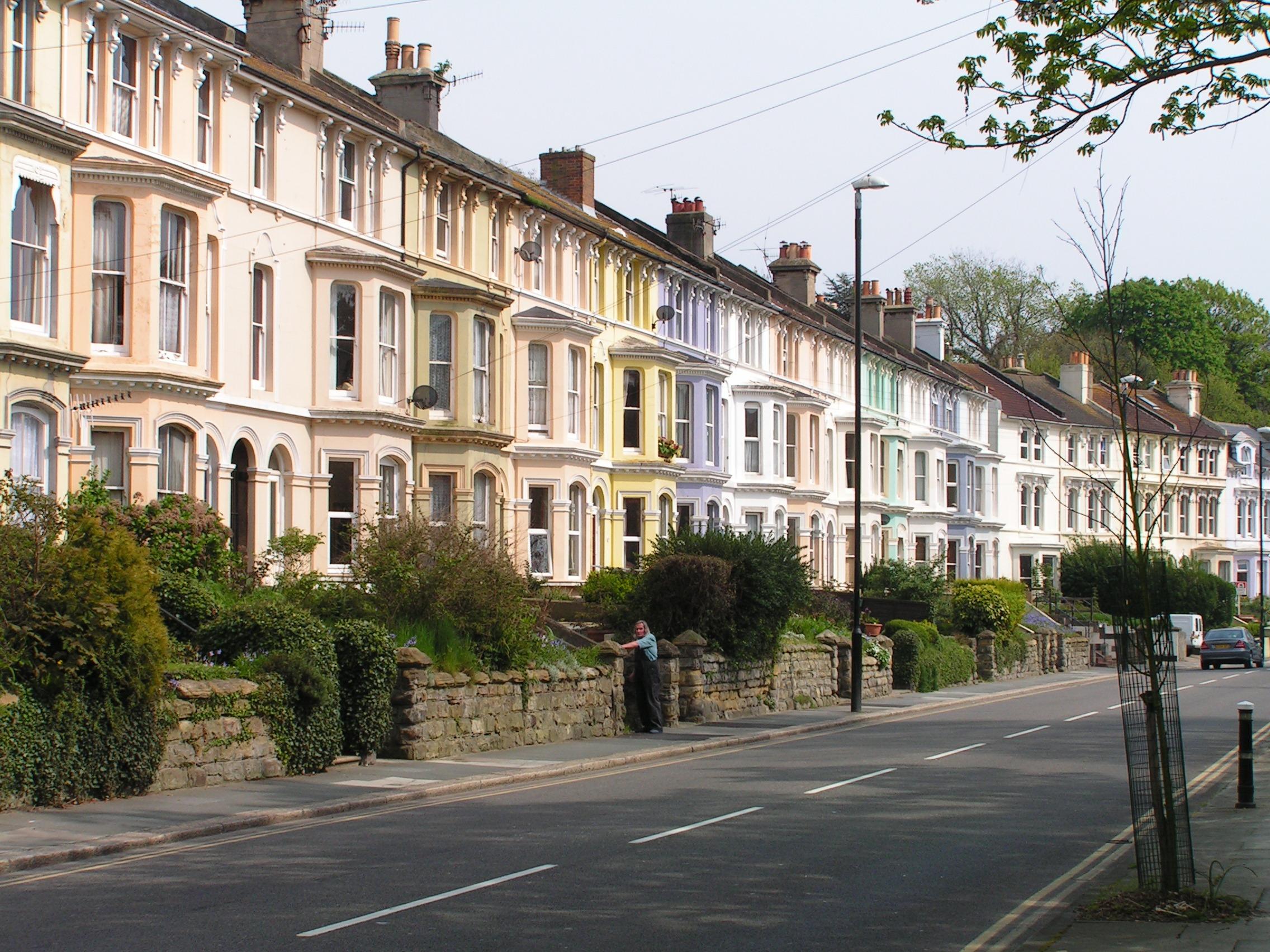 Дома городские картинки