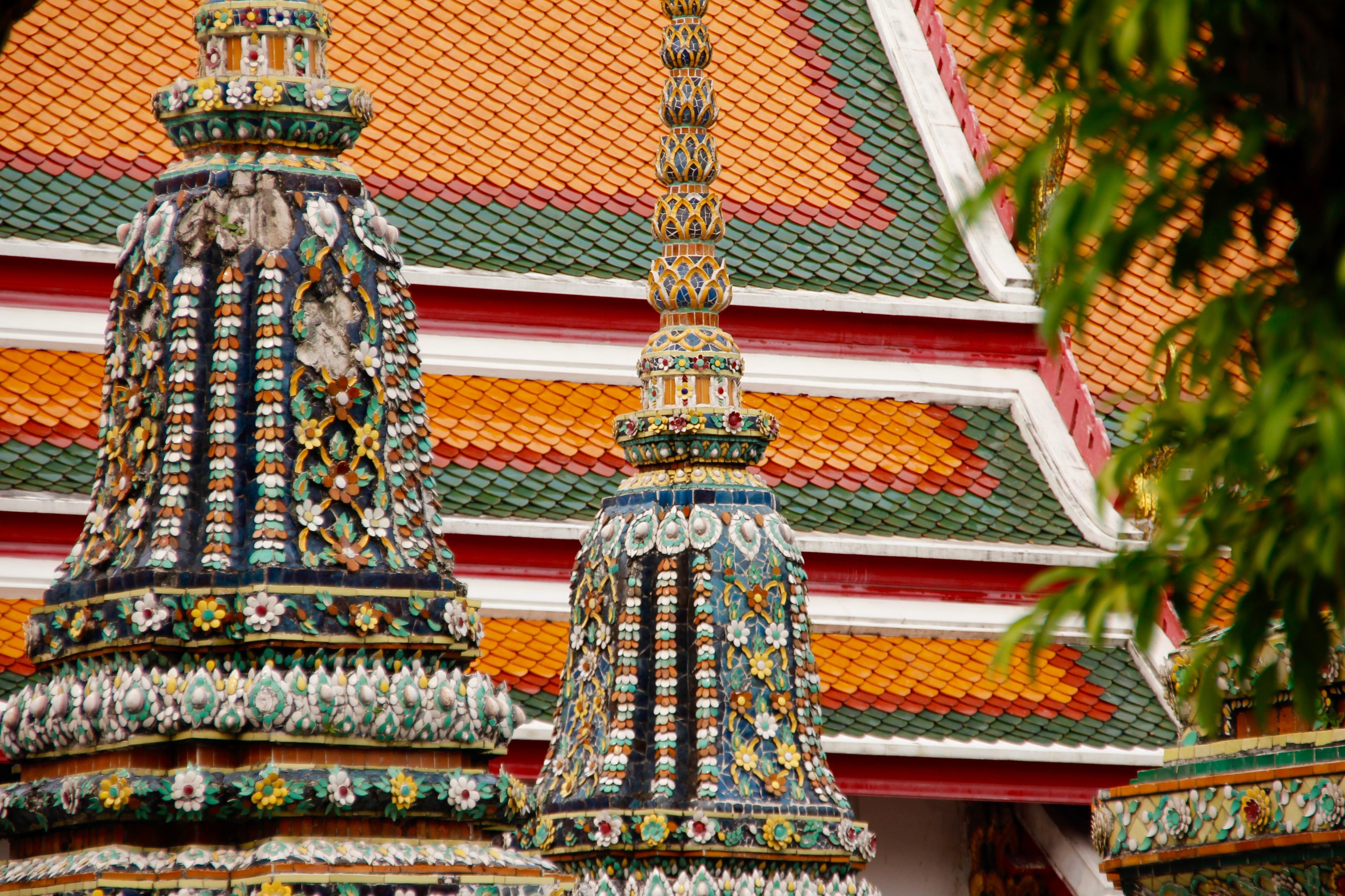 free images building decoration tower buddhism asia landmark
