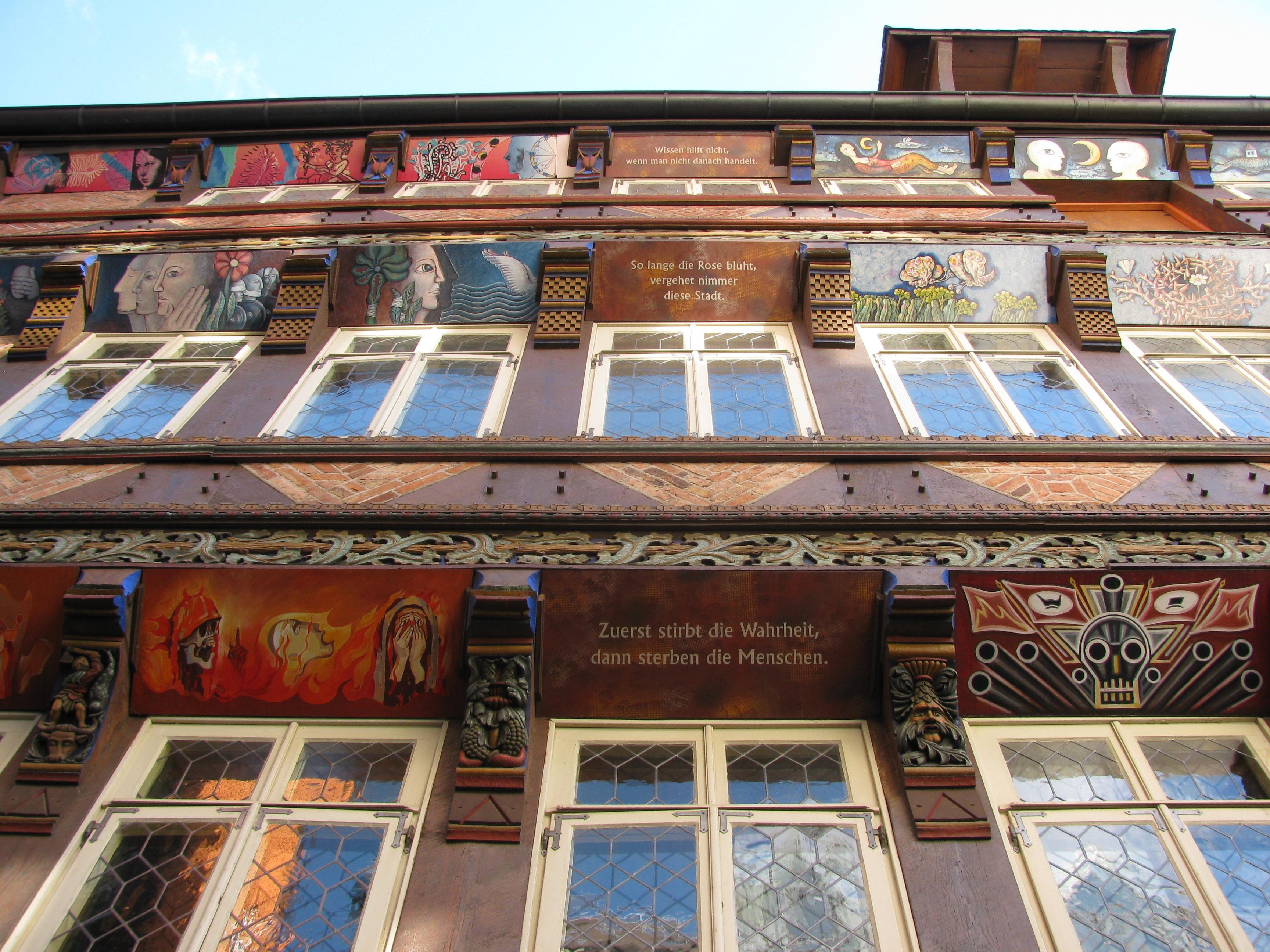 Innenarchitektur Hildesheim kostenlose foto die architektur himmel gebäude fassade