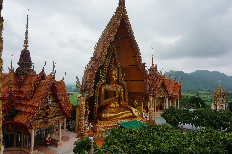 Landmark Tourism Place Of Worship Thailand Sculpture Religious Gold Faith Buddha Culture Famous Sacred Chinese Architecture Banita Tour