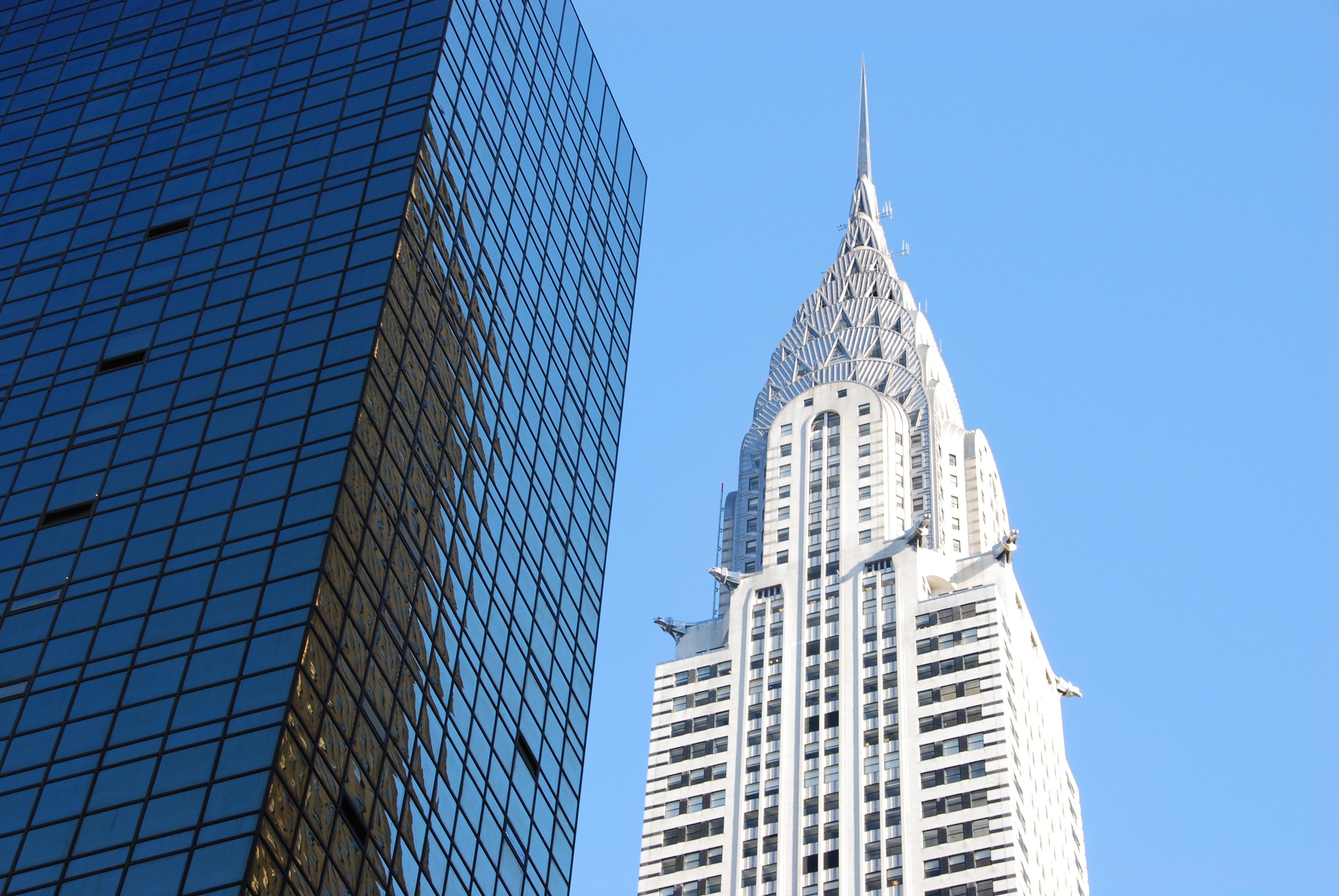 gratis afbeeldingen   architectuur  hemel  glas  gebouw  stad  wolkenkrabber  new york