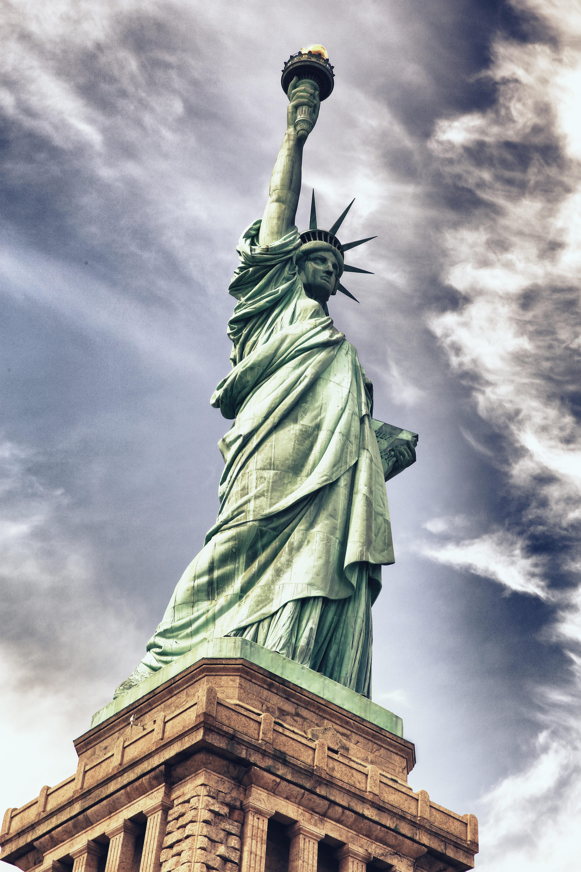 Красивые картинки статуя свободы